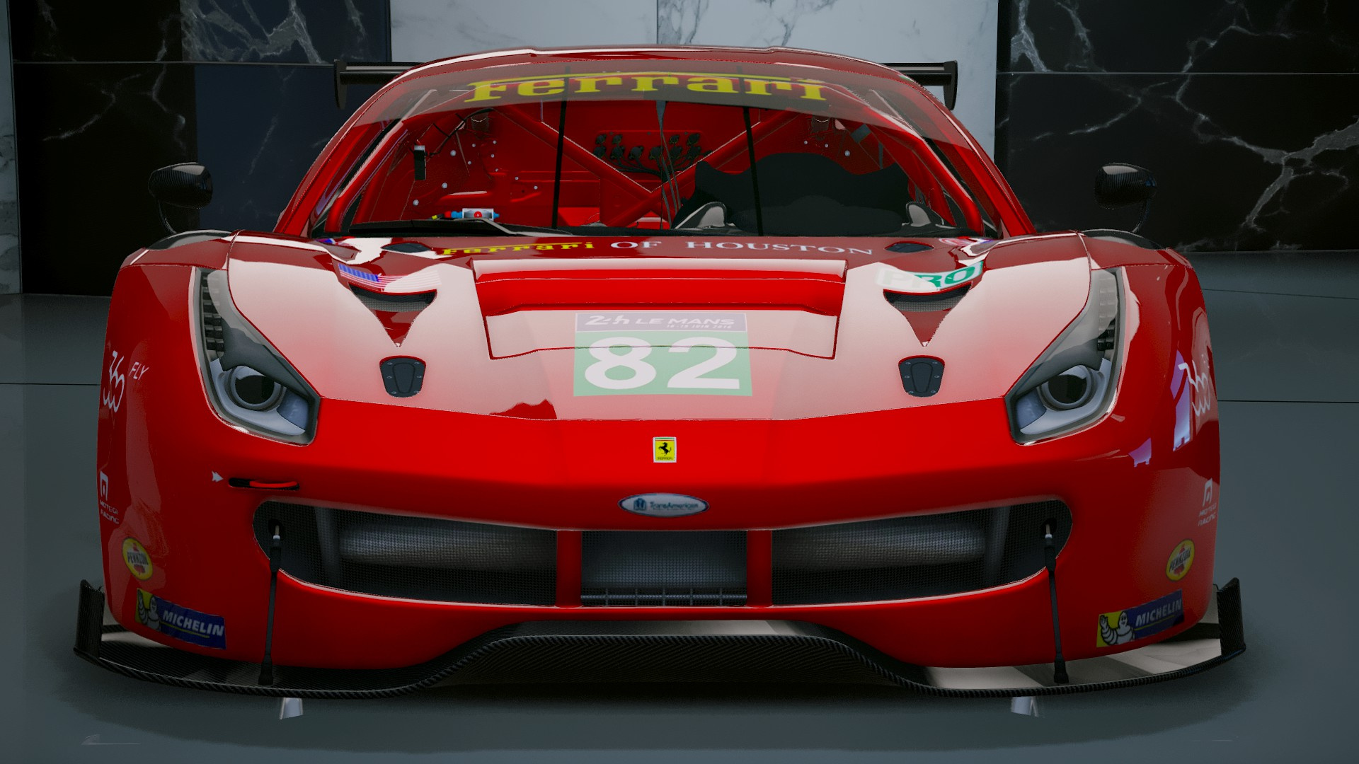 Ferrari 488 Gt3 Add On Gta5 Mods Com