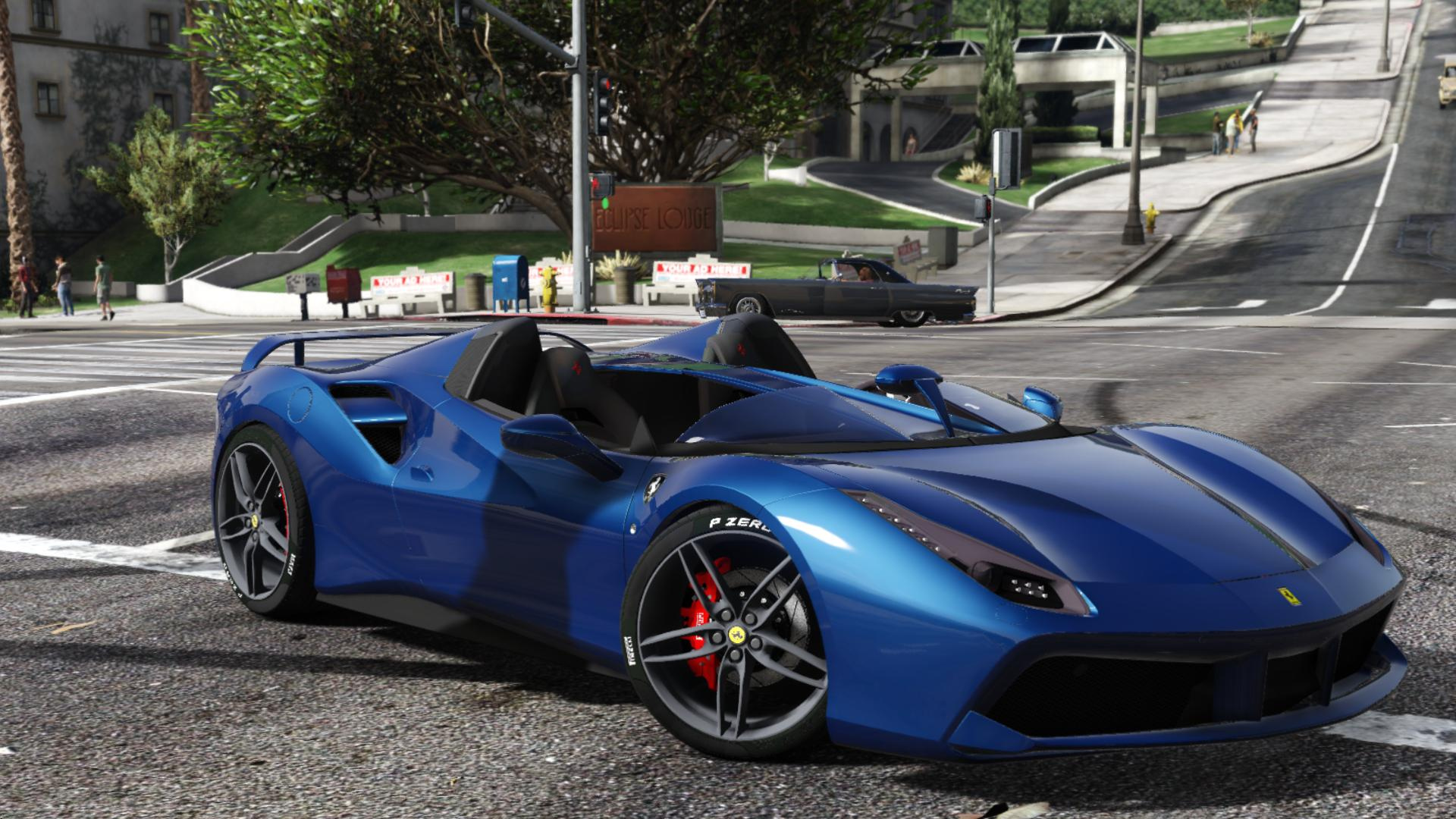 Ferrari 2016 concept