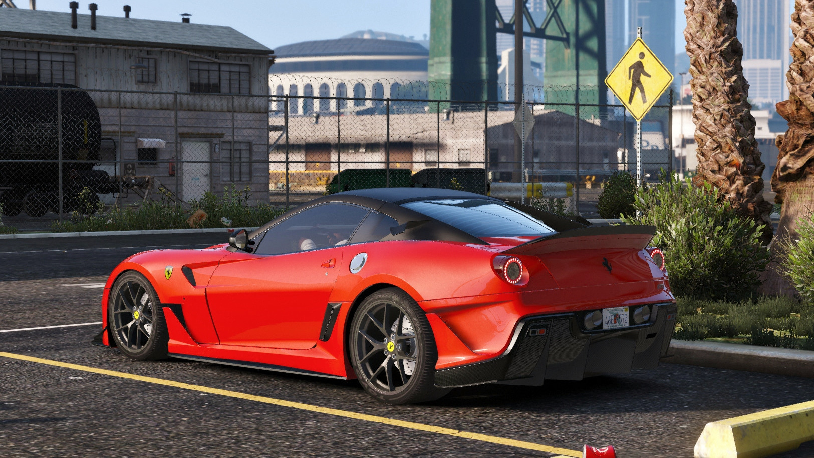 Ferrari 599 GTO [Add-On / Replace | 599xx Tuning] - GTA5-Mods.com