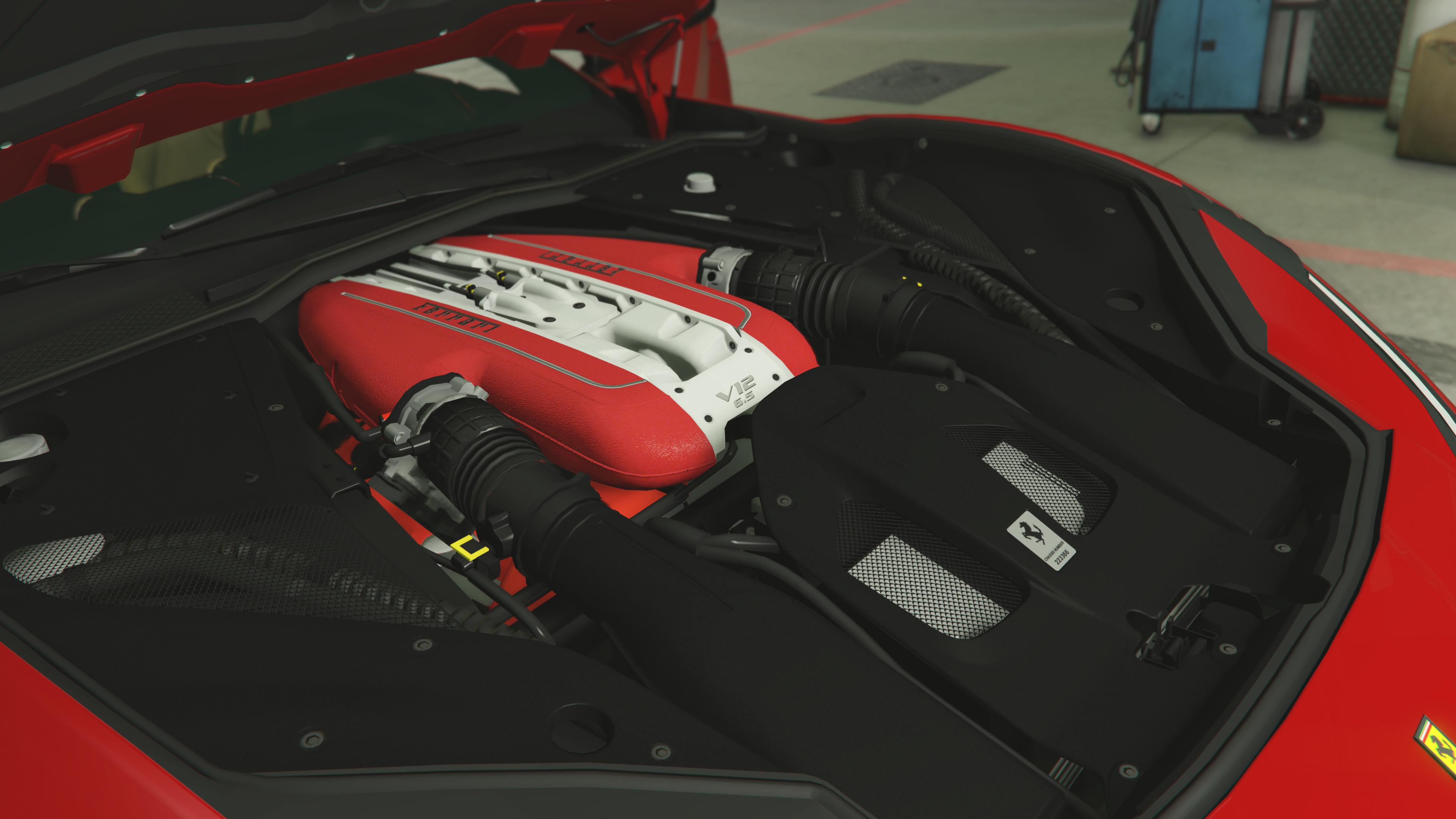 2018 ferrari 812 superfast black. Contemporary Superfast D46665 7 In 2018 Ferrari 812 Superfast Black