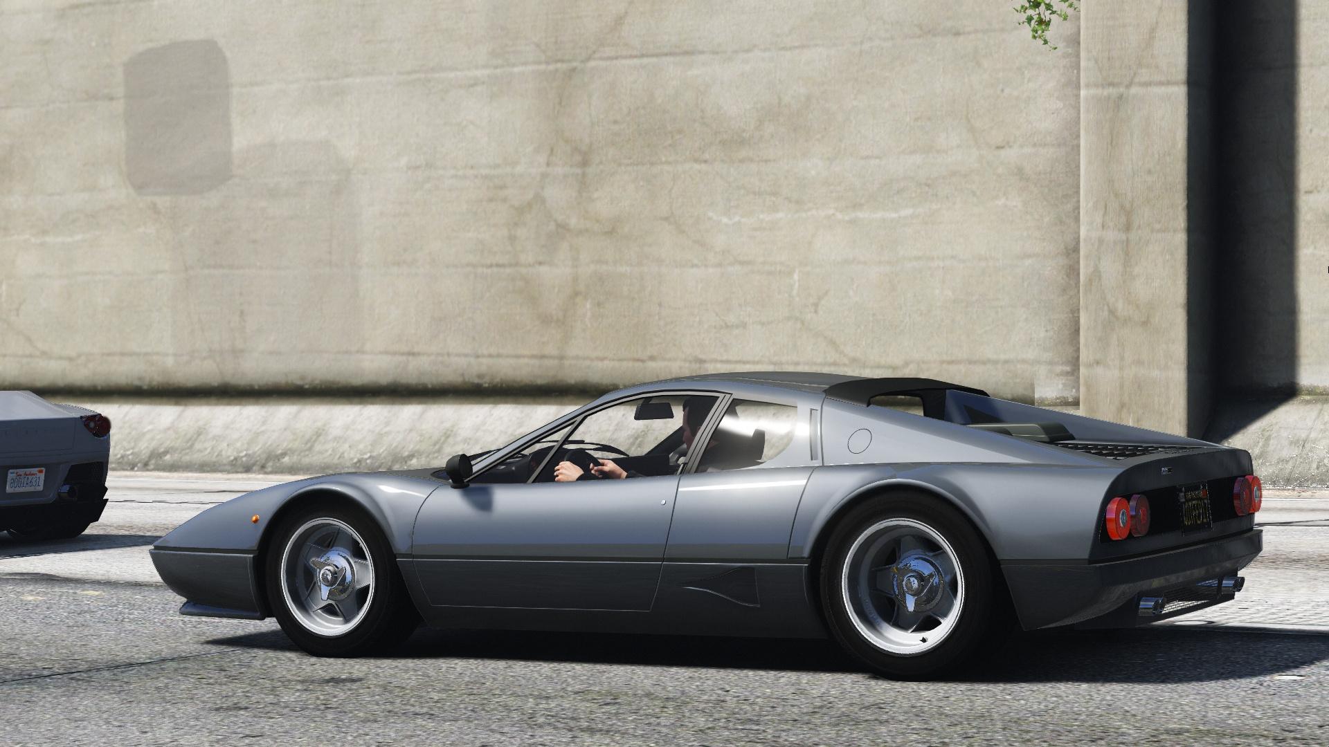 Ferrari Bb 512 Gta5 Mods Com