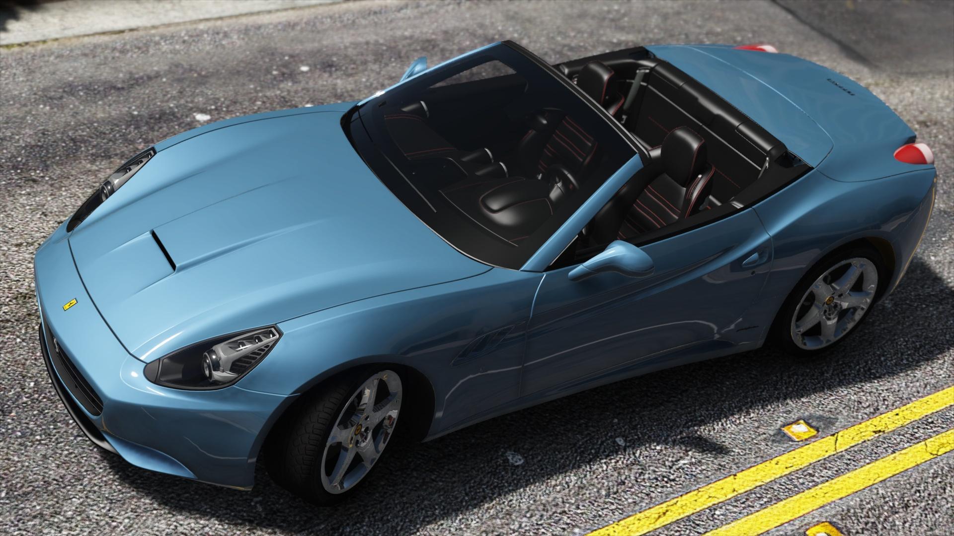 Ferrari California AUTOVISTA [Add-On / Replace] - GTA5-Mods.com