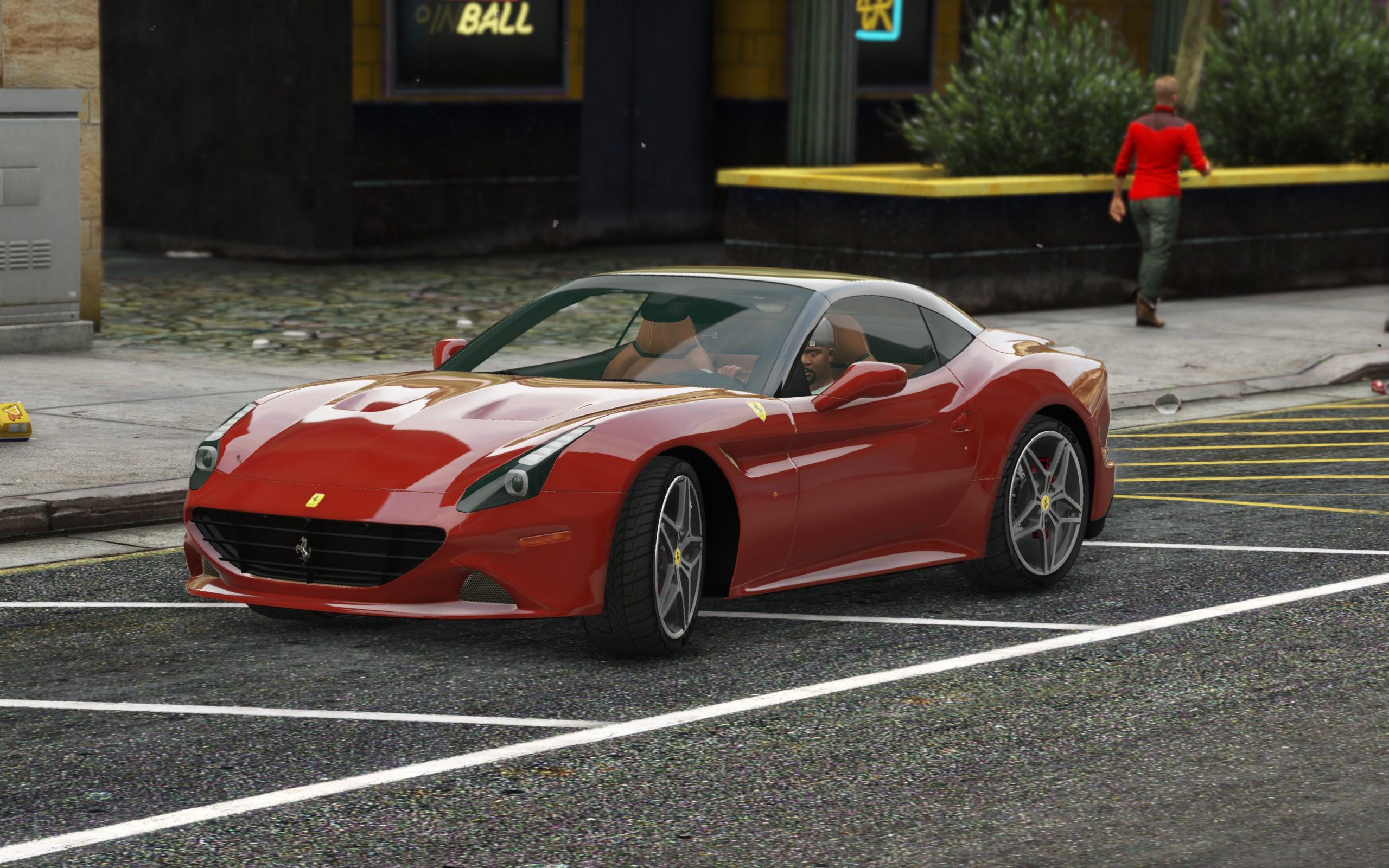 2015 Ferrari California T Add-On / Replace - GTA5-Mods.com