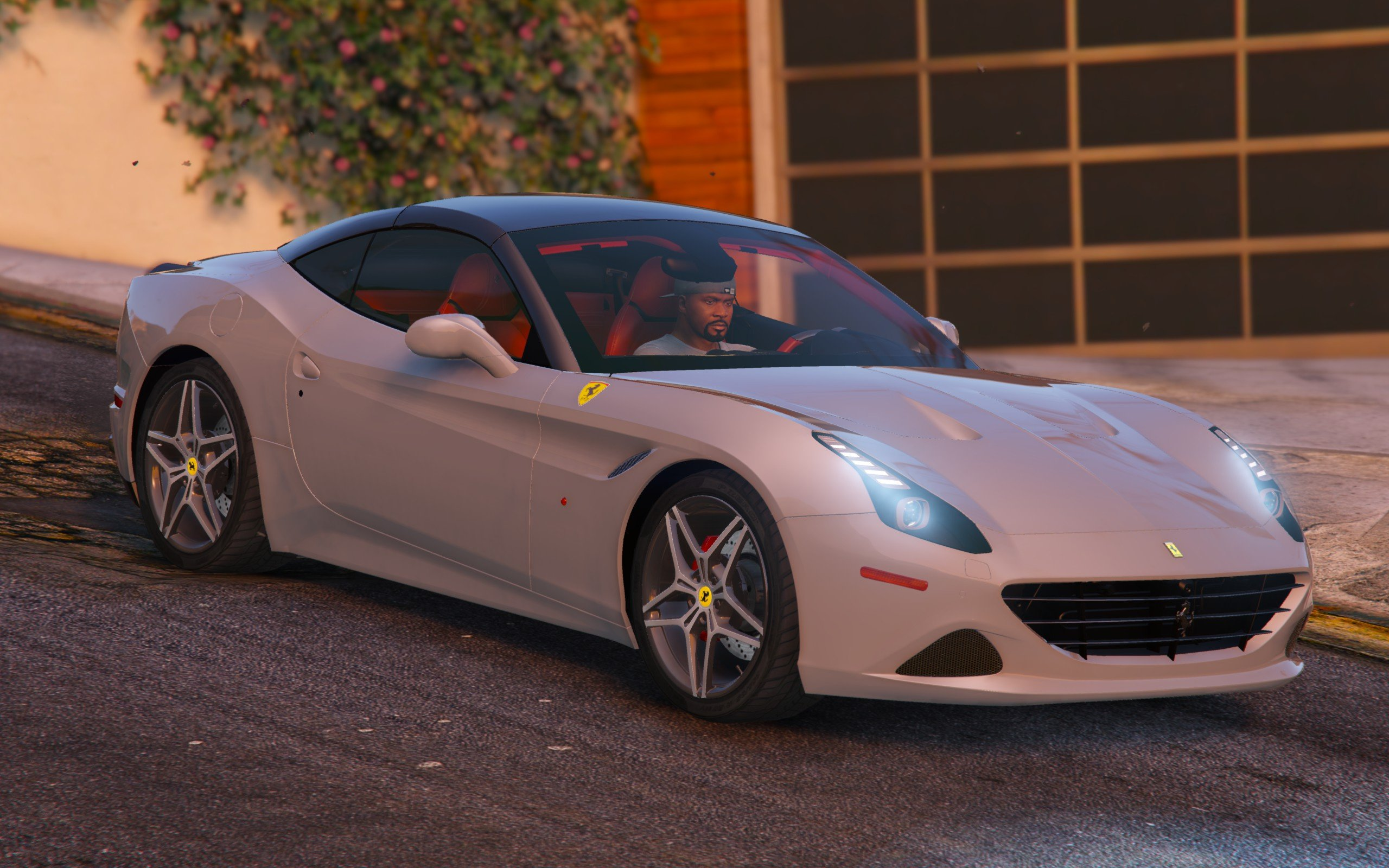 2015 Ferrari California T Add On Replace Gta5 Mods Com