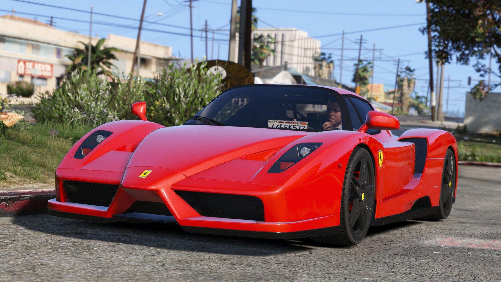 Ferrari Enzo Gemballa Mig U1 Add On Tuning Gta5 Mods Com