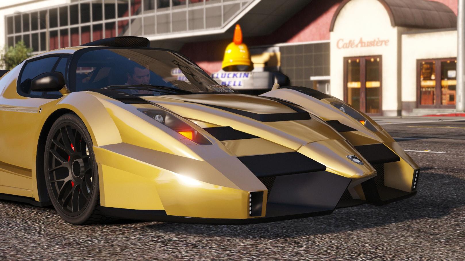 Ferrari Enzo & Gemballa MIG-U1 [Add-On   Tuning] - GTA5-Mods.com