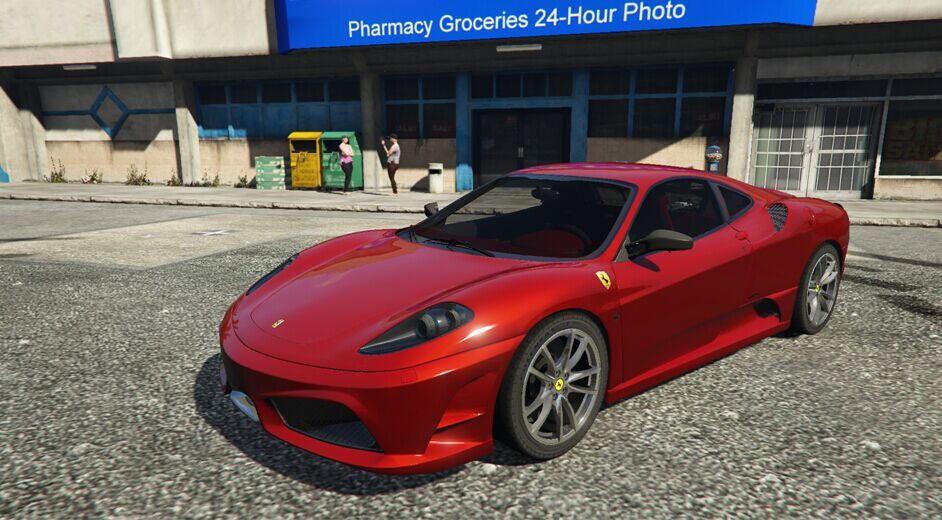 Ferrari F430 Gta5 Mods Com