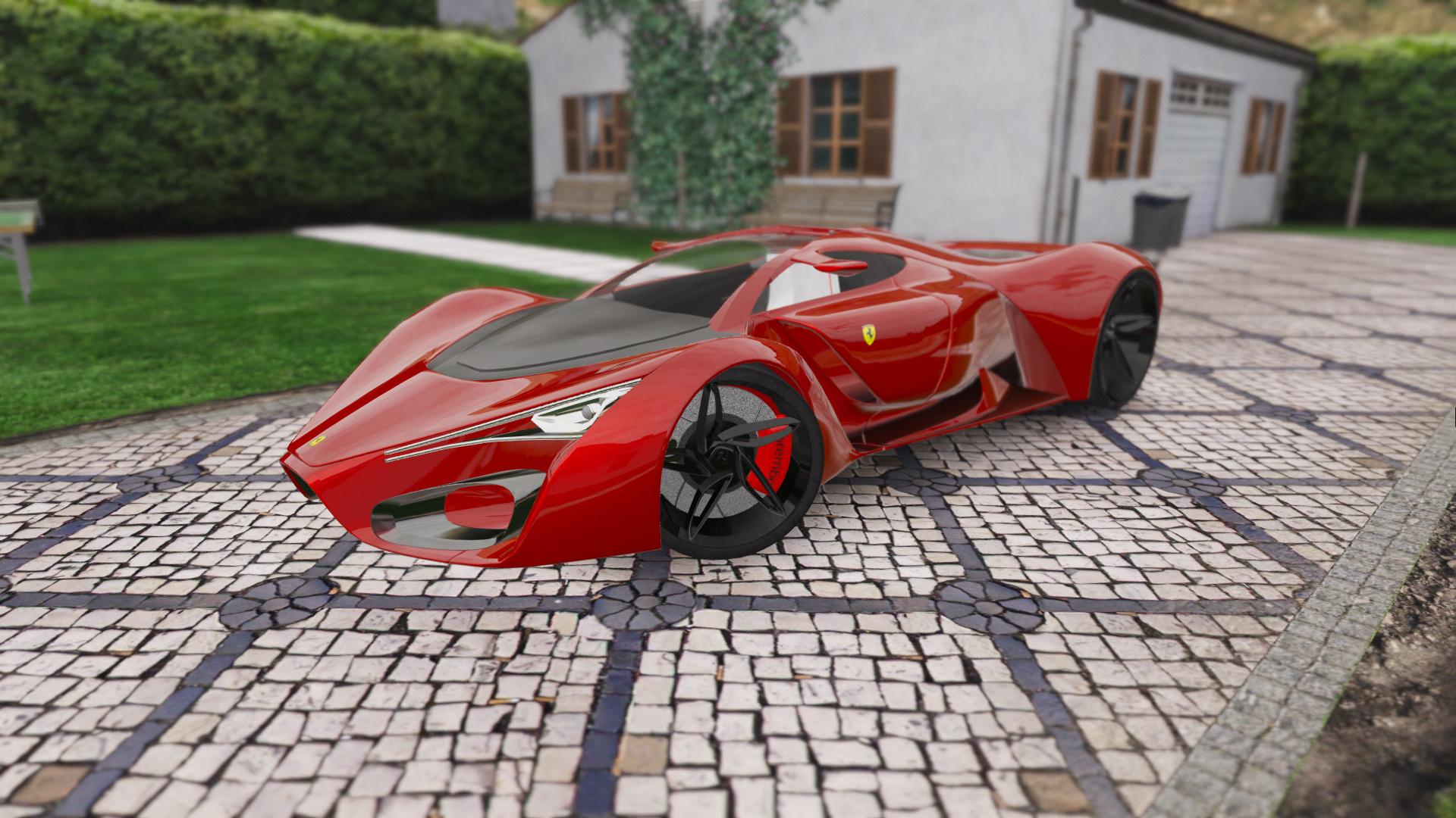 Ferrari F80 2016 [Add,On