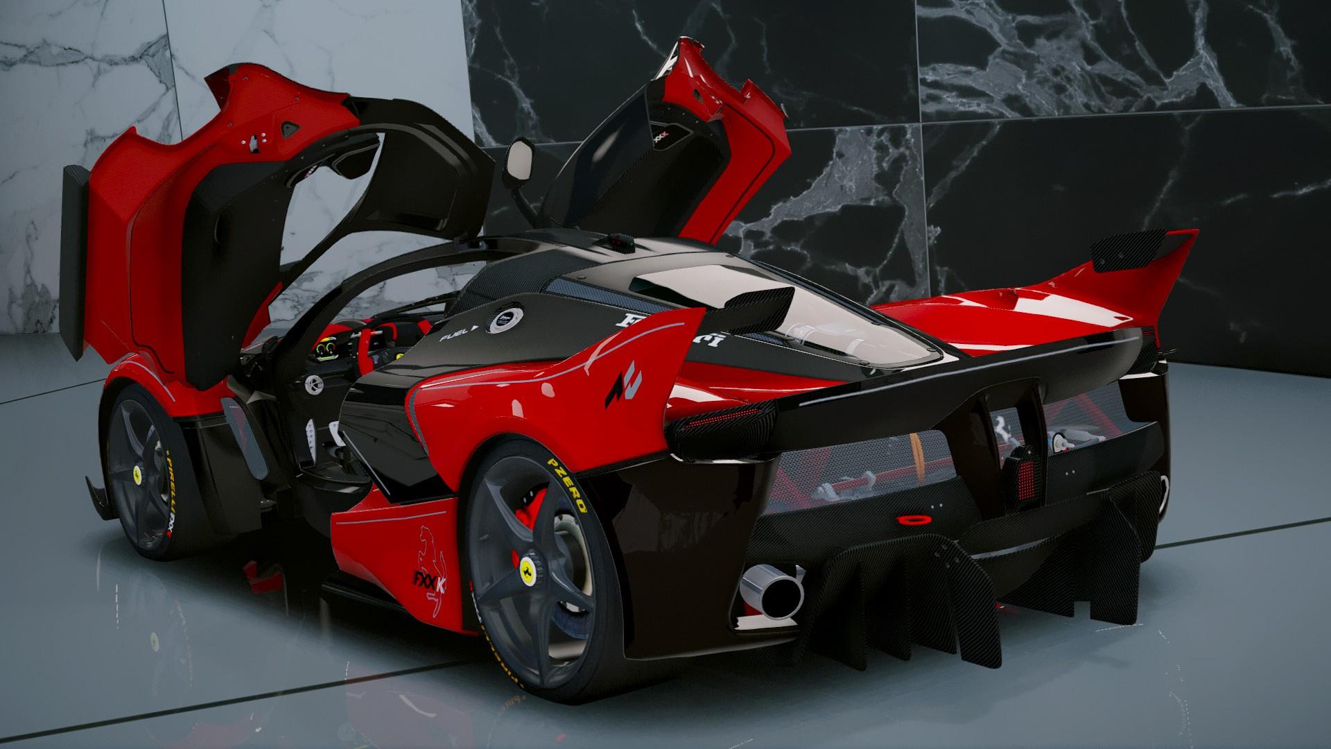 Ferrari Fxx K Hybrid Hypercar Add On Gta5 Mods Com