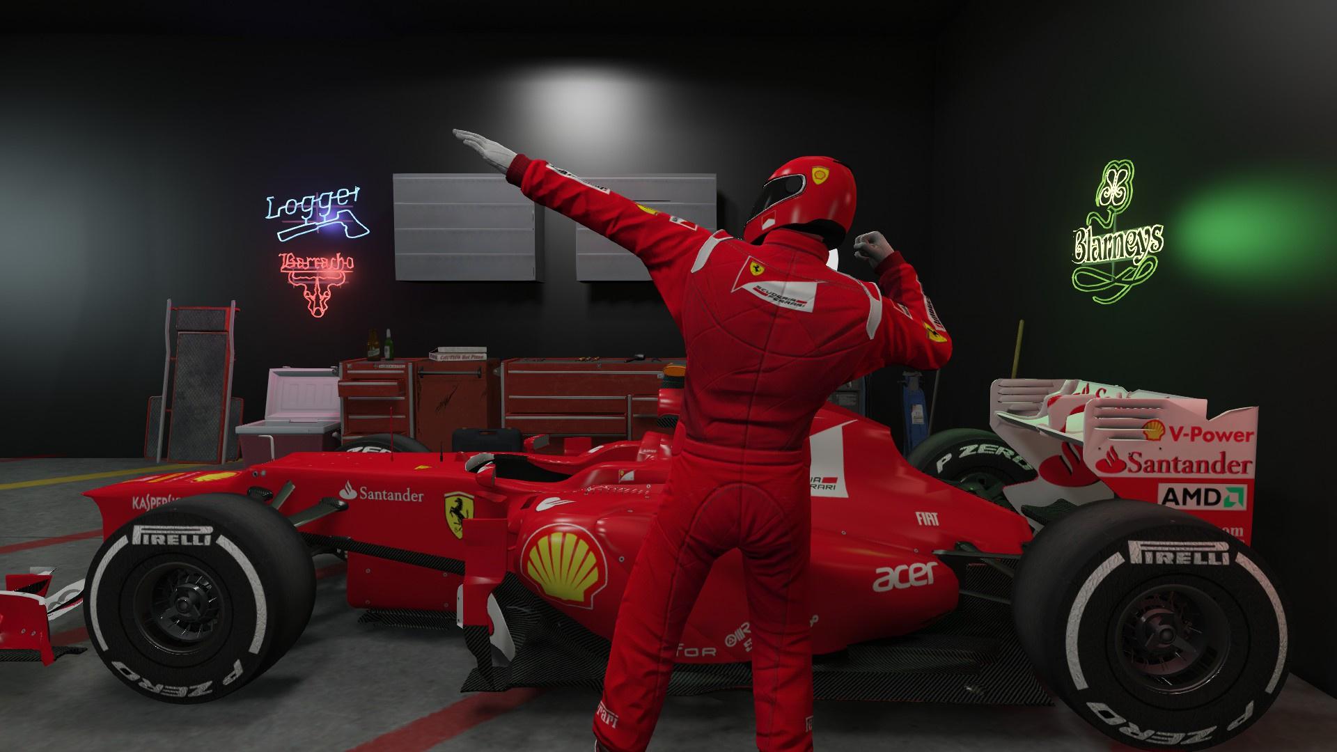 Ferrari Racing Suit Gta5 Mods Com