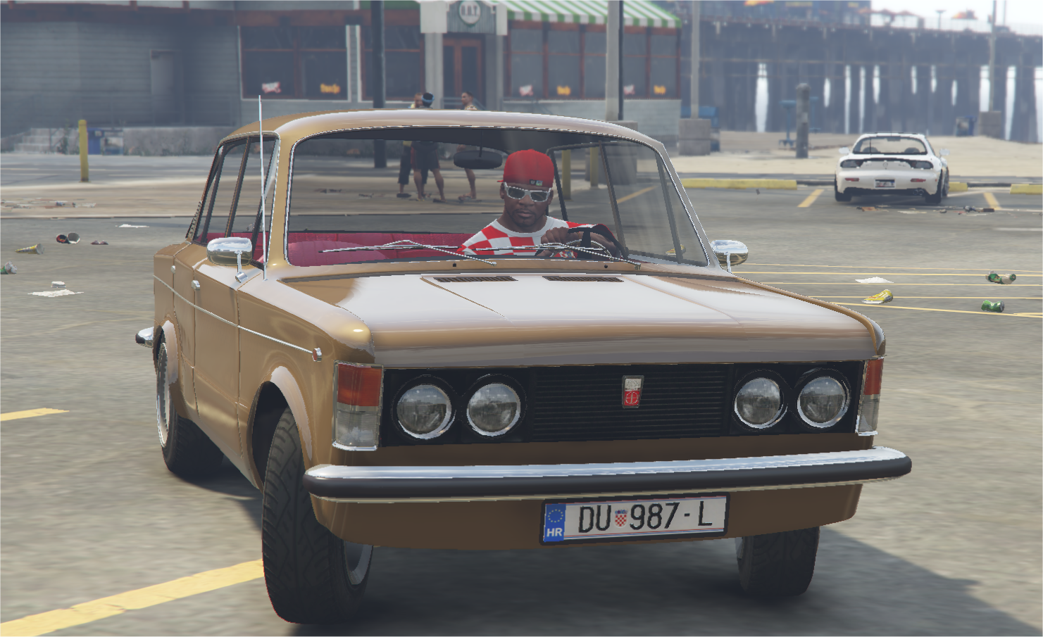 FIAT 125 [REPLACE] for Warrener + tuning parts - GTA5-Mods com