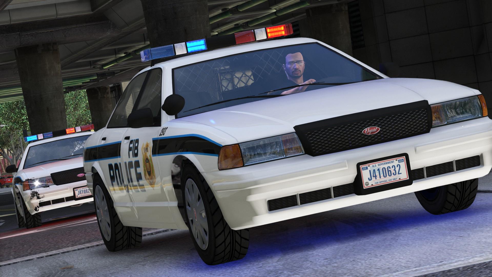 FIB Police Pack [Add-On]