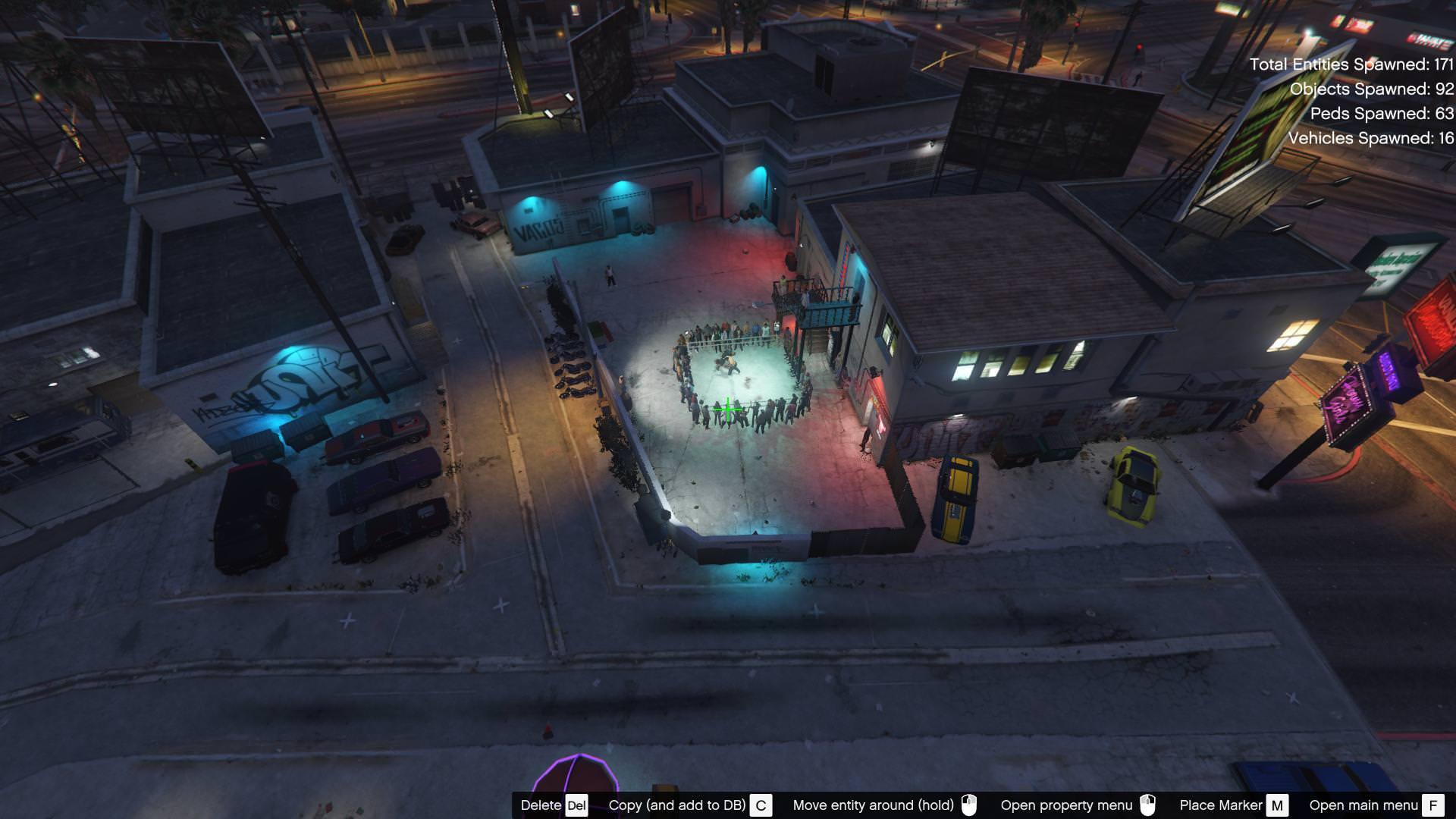 Fight Club [ Menyoo ] - GTA5-Mods com