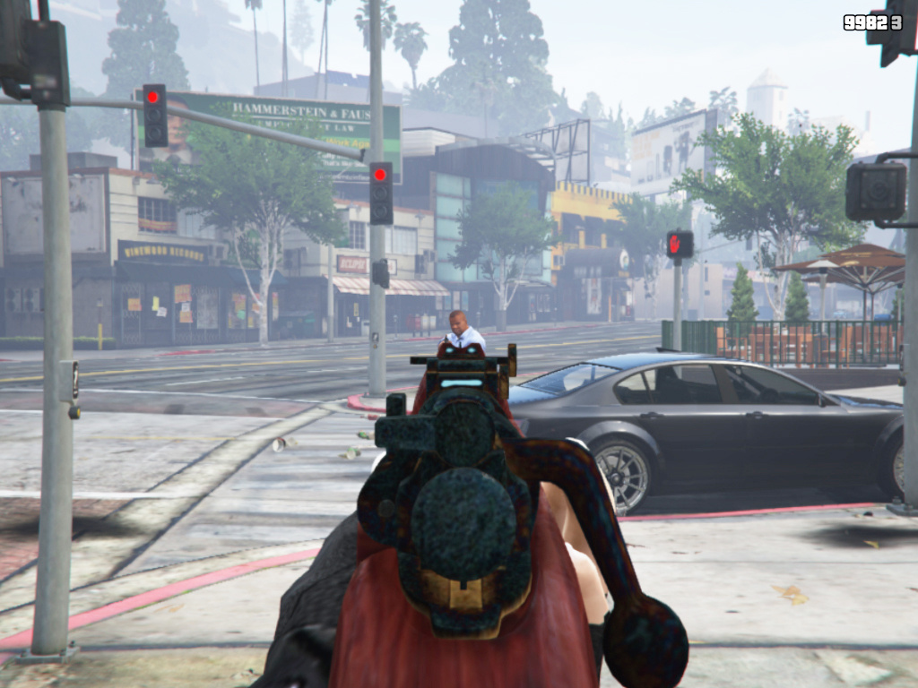 First Person Aim View FIX for Bolt action pack - GTA5-Mods com