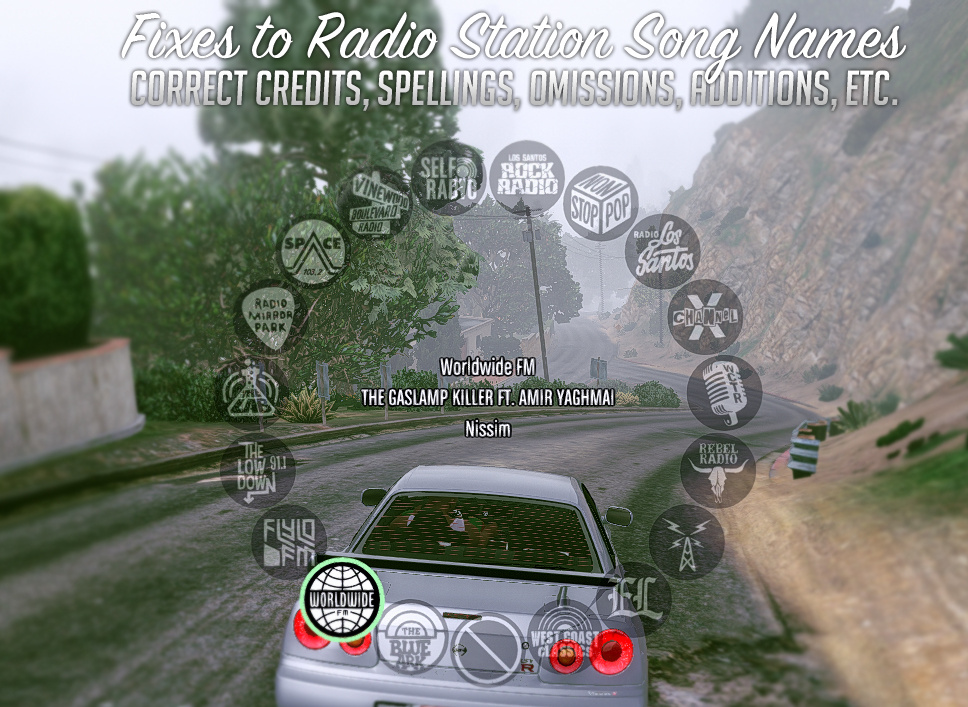 gta v radio station mod