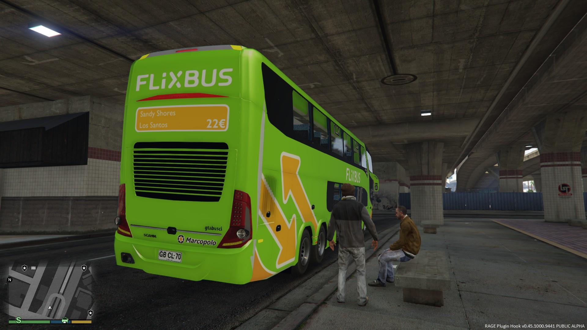 Flixbus / Fernbus - GTA5-Mods.com