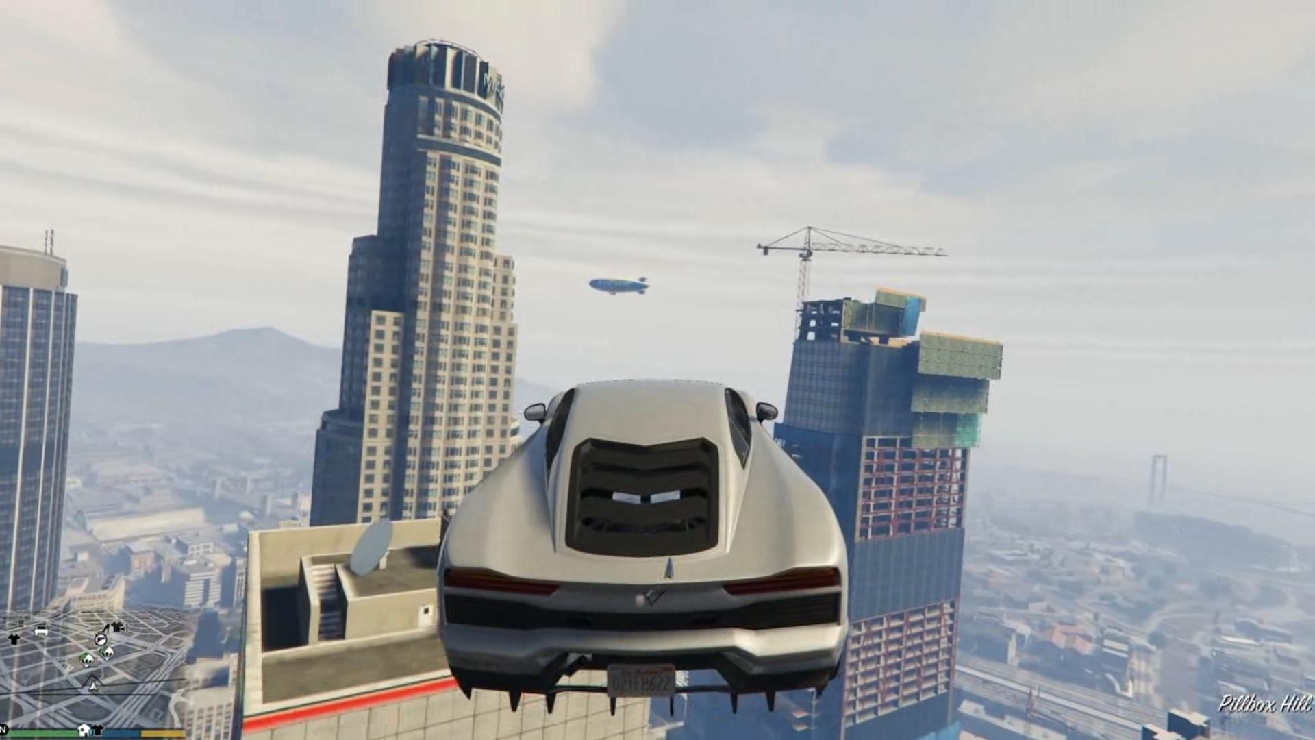 Flying Ambulance and Pegassi Vacca - GTA5-Mods.com