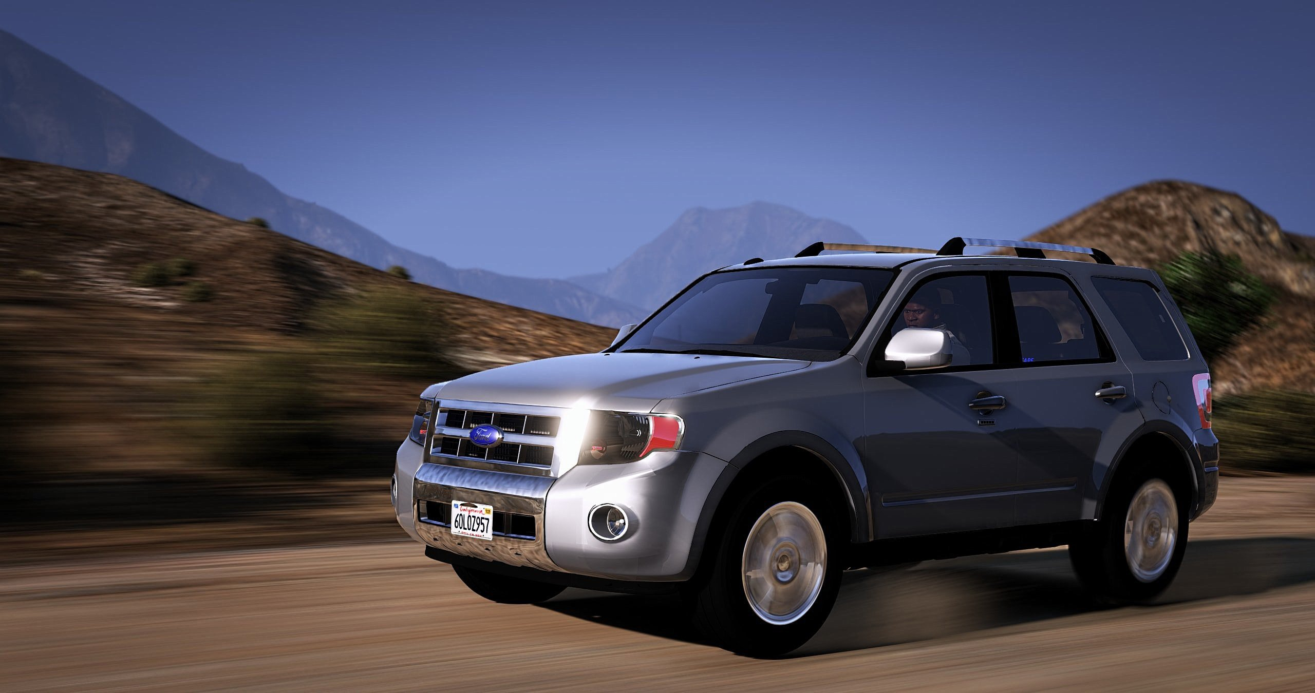 ford escape 2012 add on replace tuning wipers hq gta5. Black Bedroom Furniture Sets. Home Design Ideas