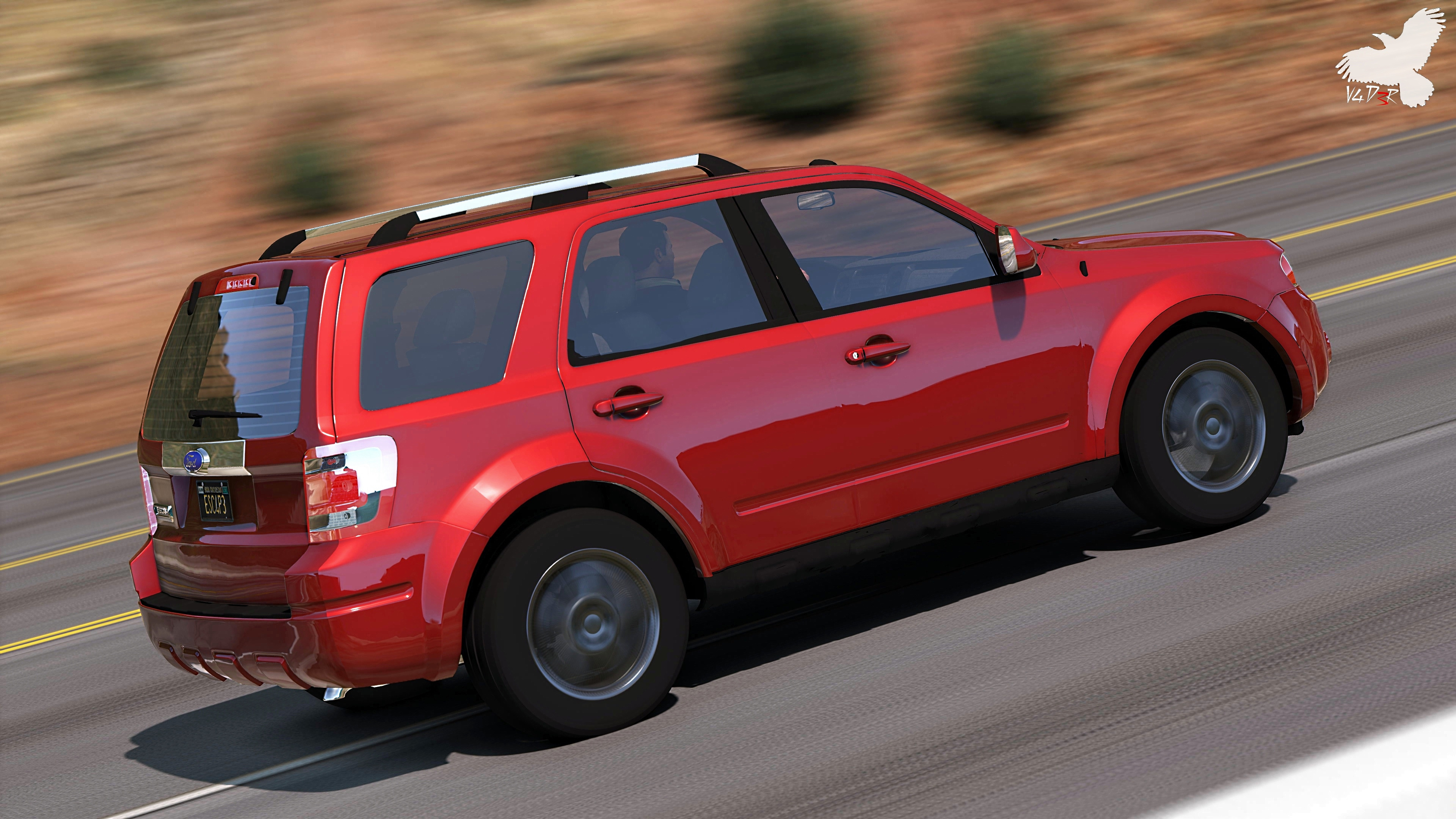 Ford Escape 2012[Add-on/Replace] [Tuning|Wipers] HQ - GTA5 ...