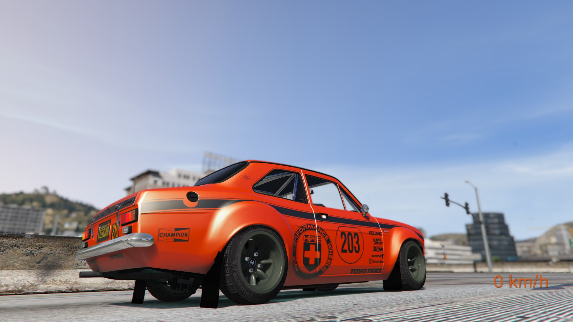Ford Escort RS1600 MK1 (Fast & Furious 6) [Add-On ...