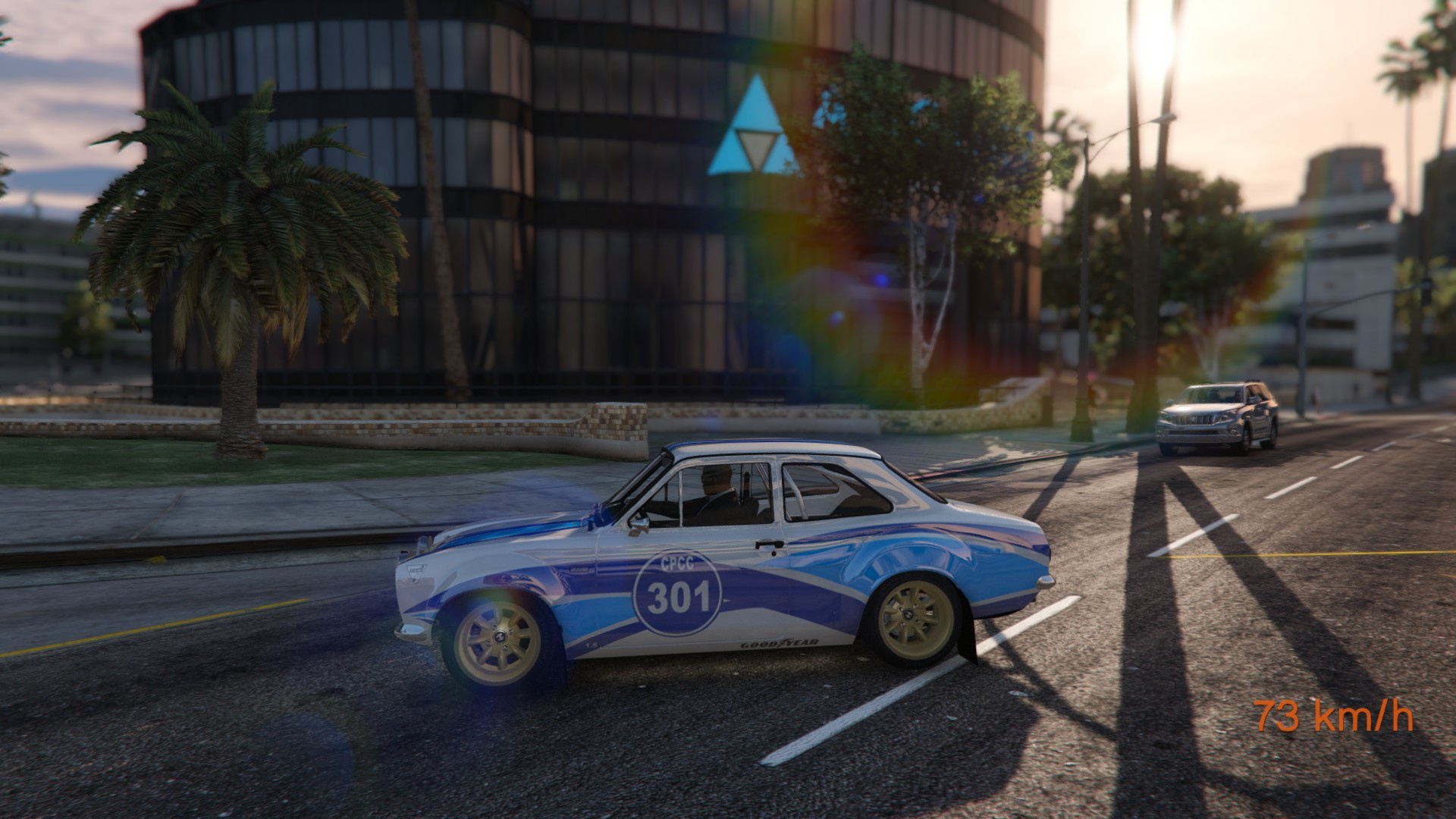 Ford Escort Rs1600 Mk1 Fast Furious 6 Add On Template Gta5