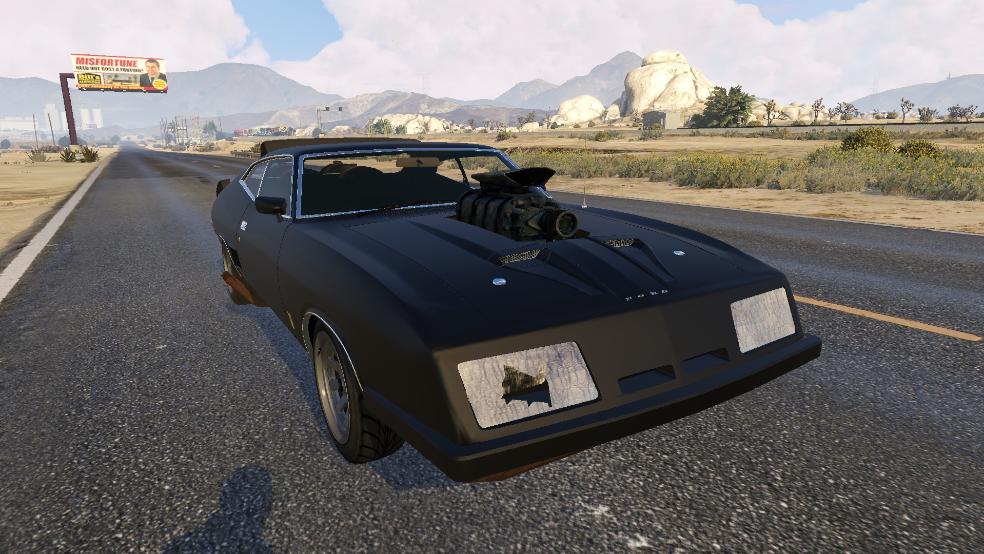 1973 Ford Falcon Xb Gt 351 Tuning Gta5 Mods Com