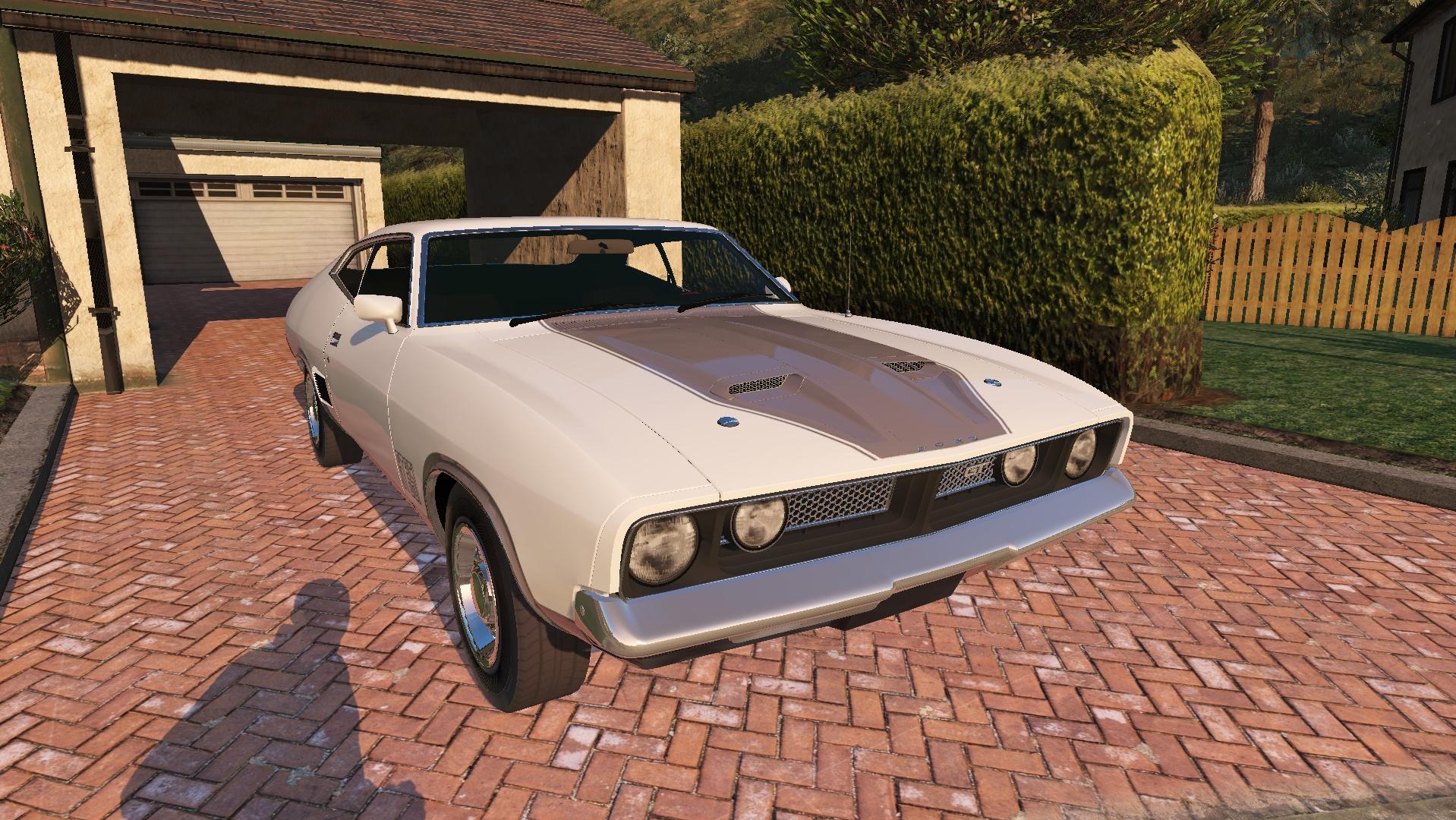 1973 Ford Falcon XB GT 351 [Tuning] GTA5 Mods