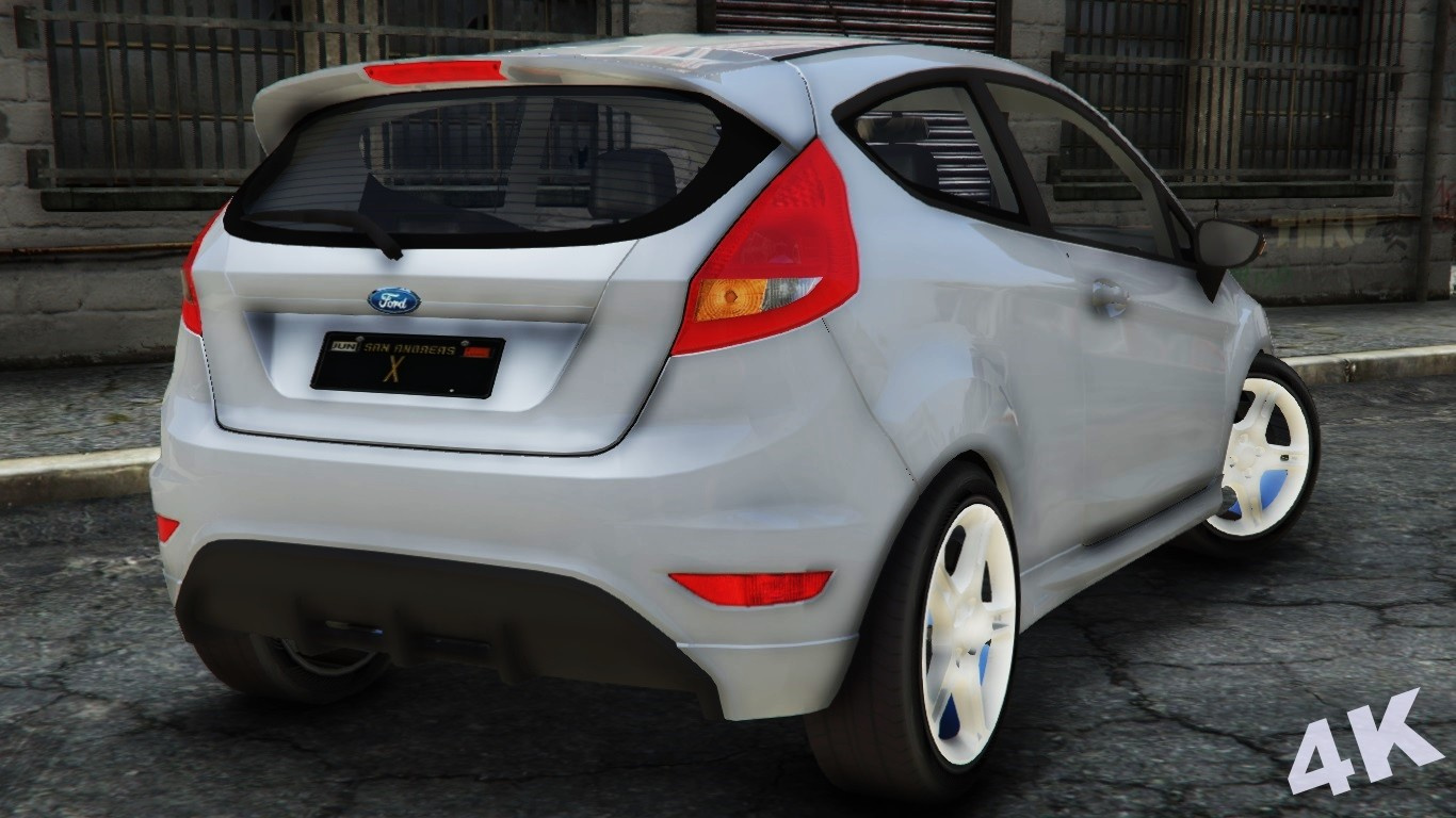 2008 ford fiesta new interior gta5. Black Bedroom Furniture Sets. Home Design Ideas