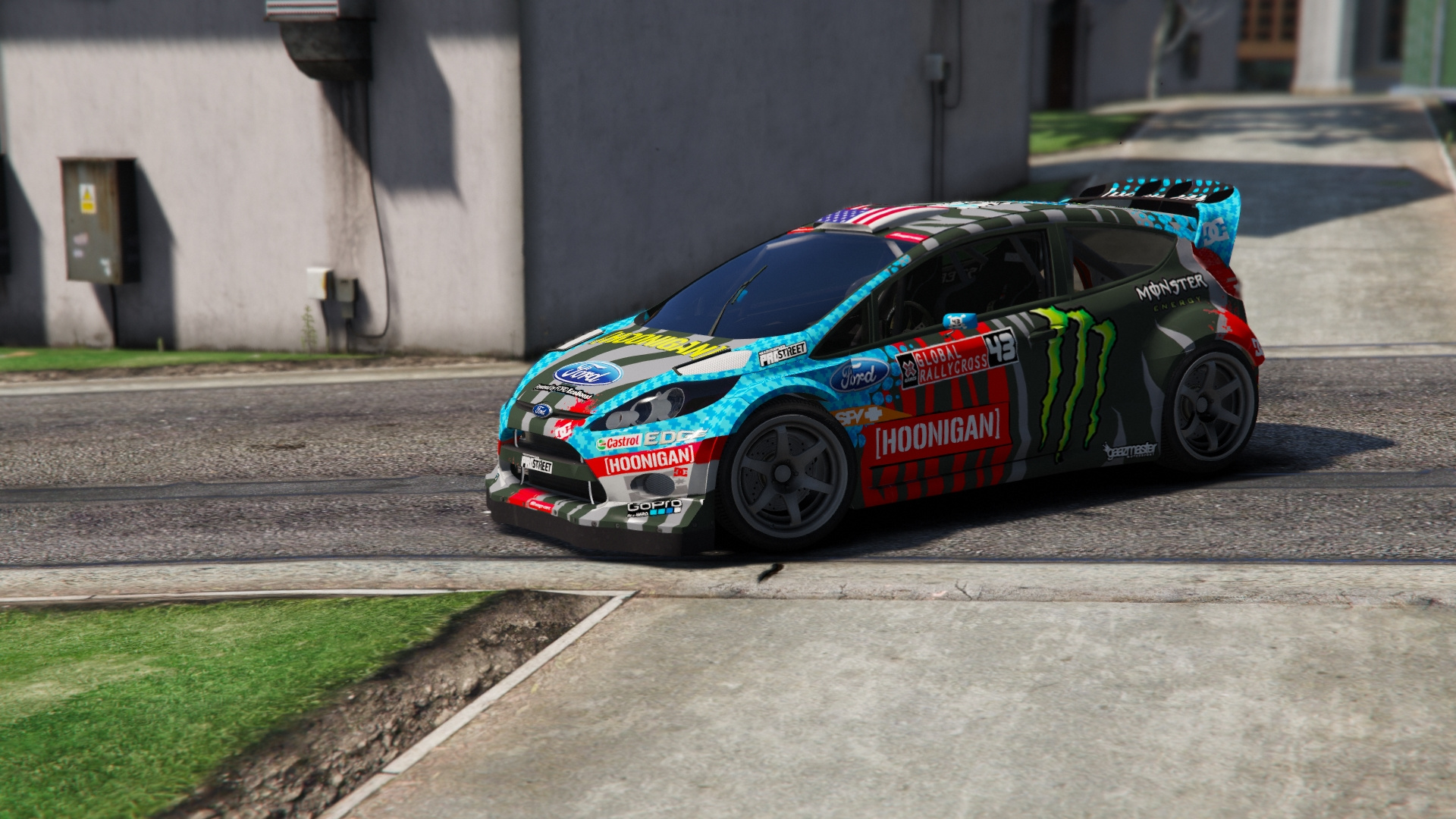 ford fiesta ken block gta5. Cars Review. Best American Auto & Cars Review