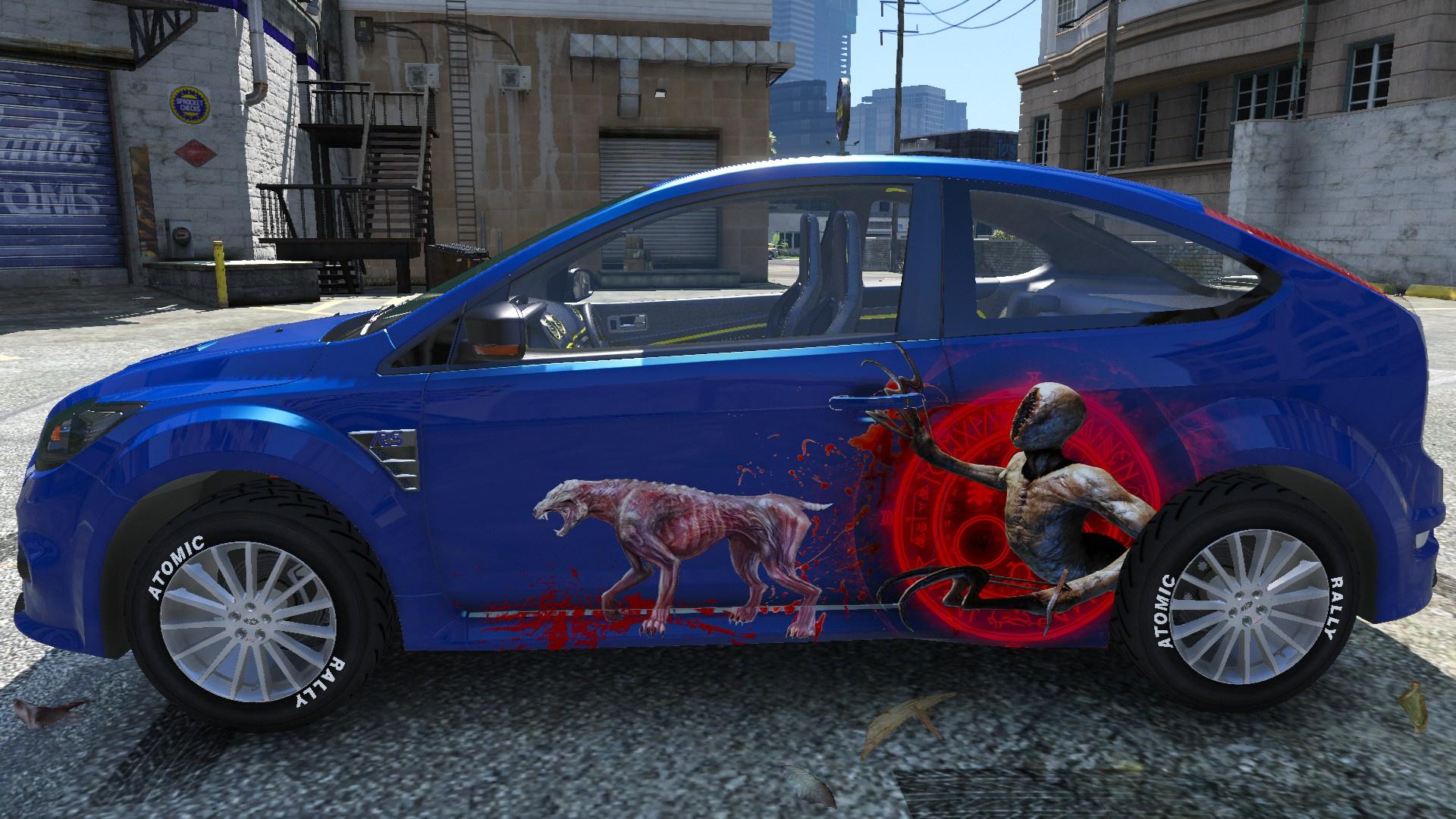 2009 Ford Focus Rs Gta5 Mods Com