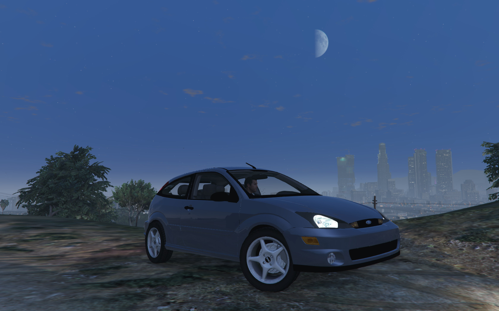 Ford Focus Svt Mk1 Gta5 Mods Com
