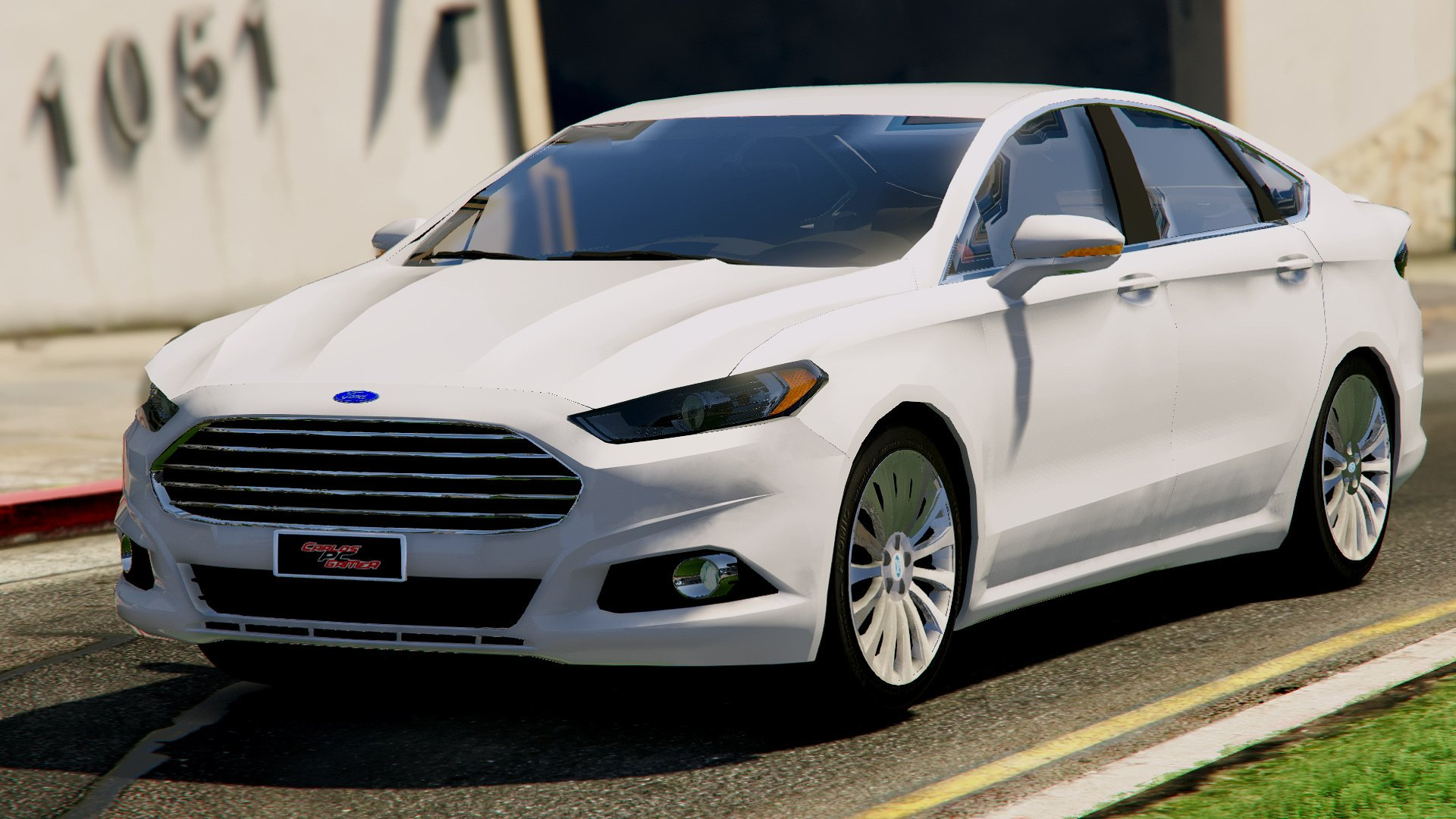 2015 ford fusion titanium gta5. Black Bedroom Furniture Sets. Home Design Ideas