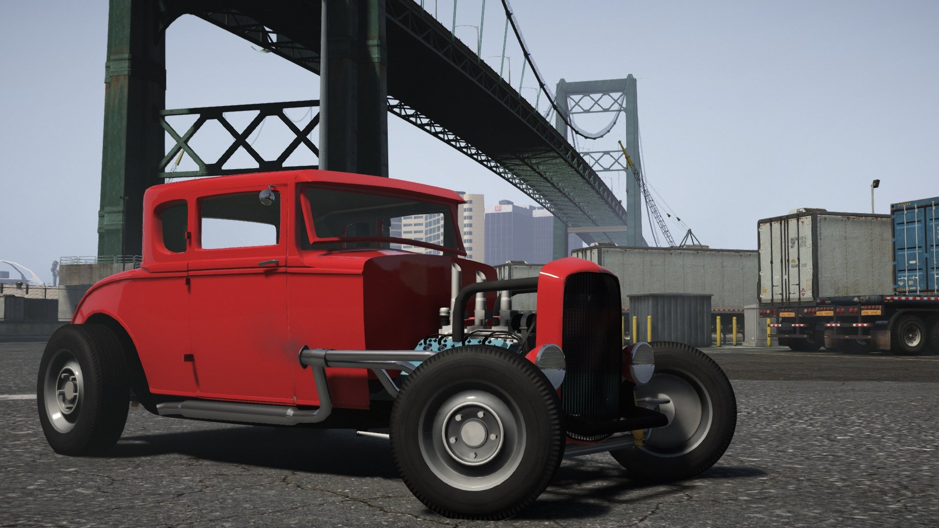 1930 Ford Hot Rod Add On Lods Extras Template Gta5 Mods Com
