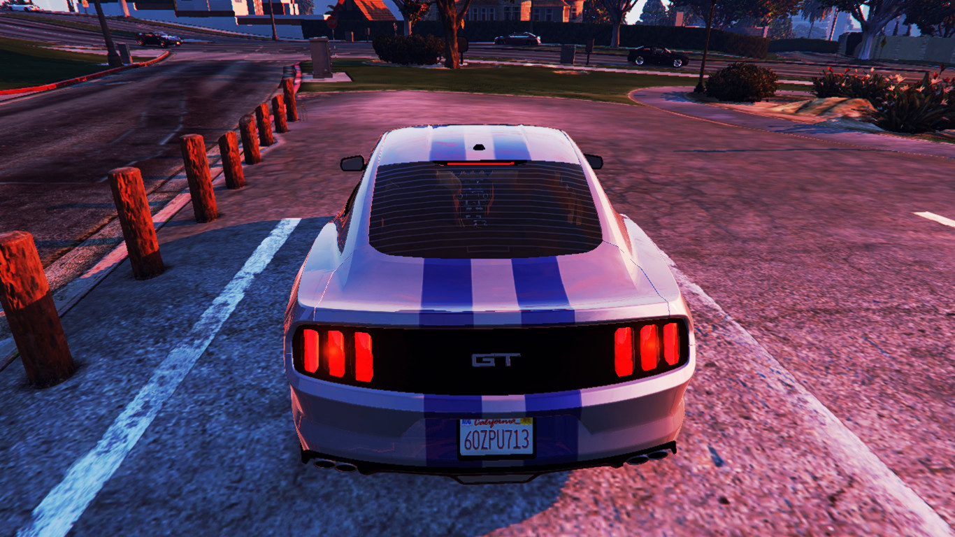 Ford Mustang Gt Need For Speed Movie Paintjob Gta5 Mods Com