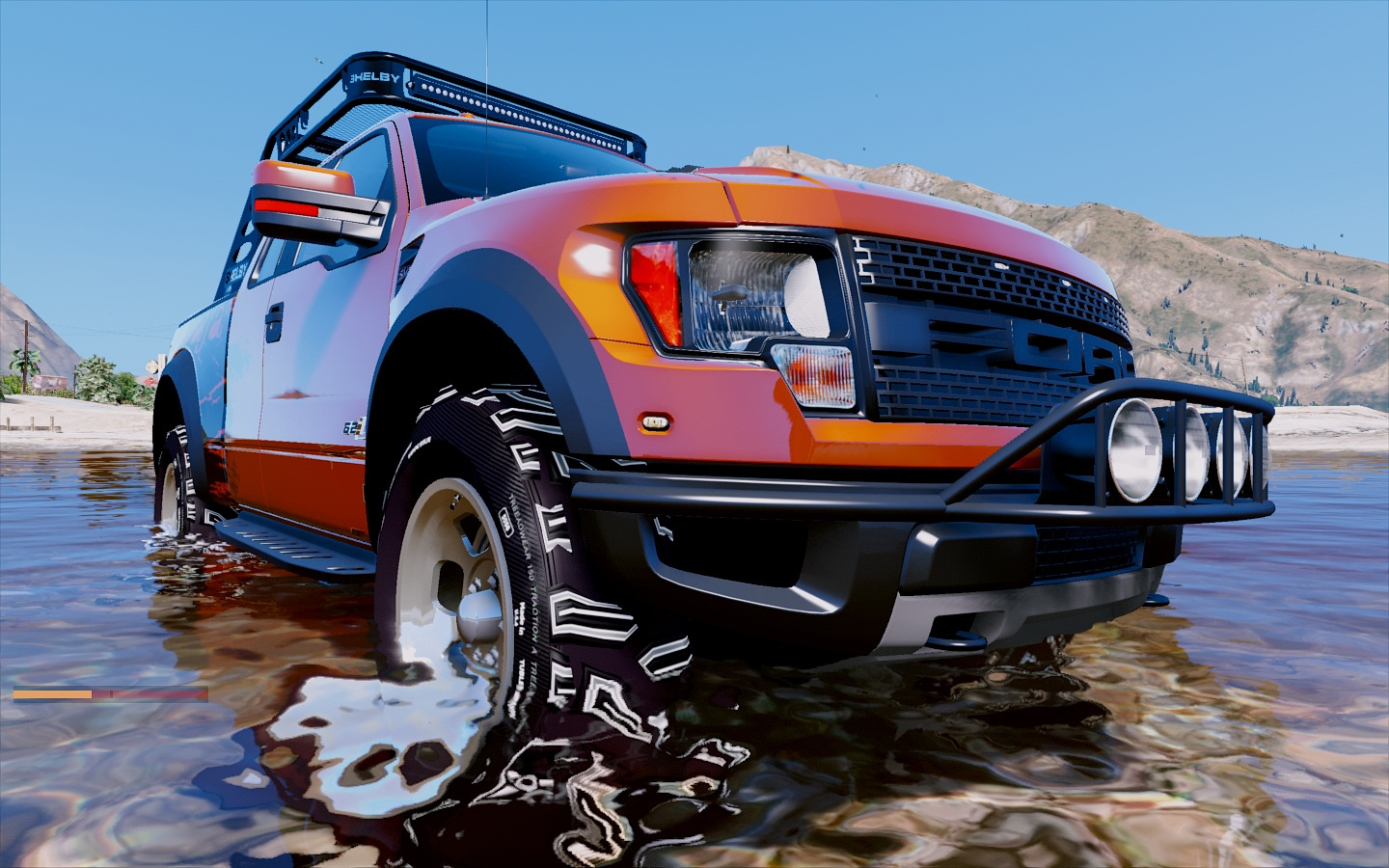 2012 ford f 150 svt raptor add on gta5. Black Bedroom Furniture Sets. Home Design Ideas