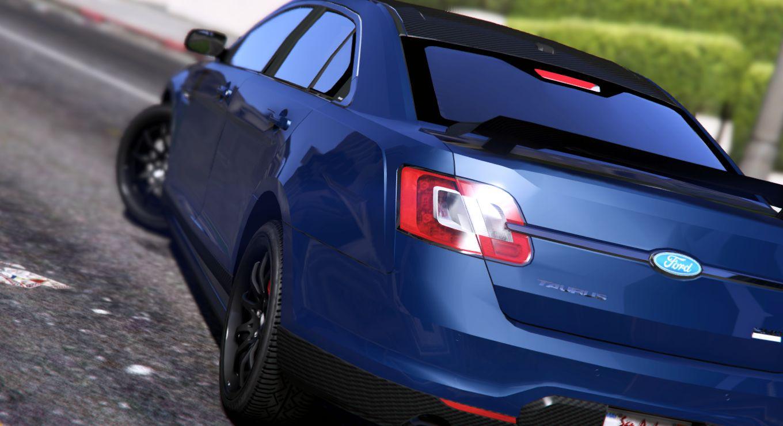 2016 Taurus Sho >> 2010 Ford Taurus SHO [Tuning | Wipers] - GTA5-Mods.com