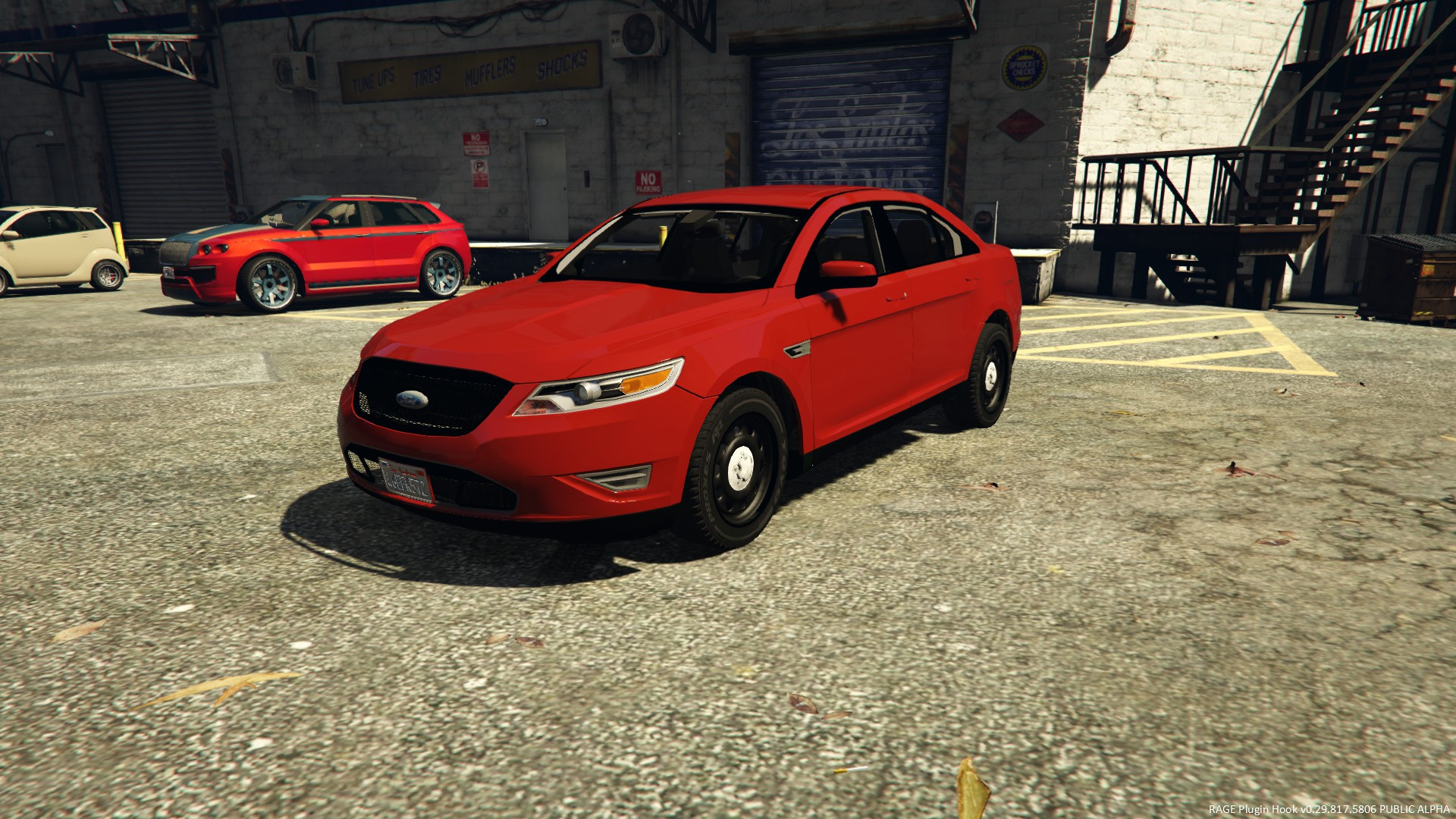 Ford Taurus: The Civilian Model - GTA5-Mods.com