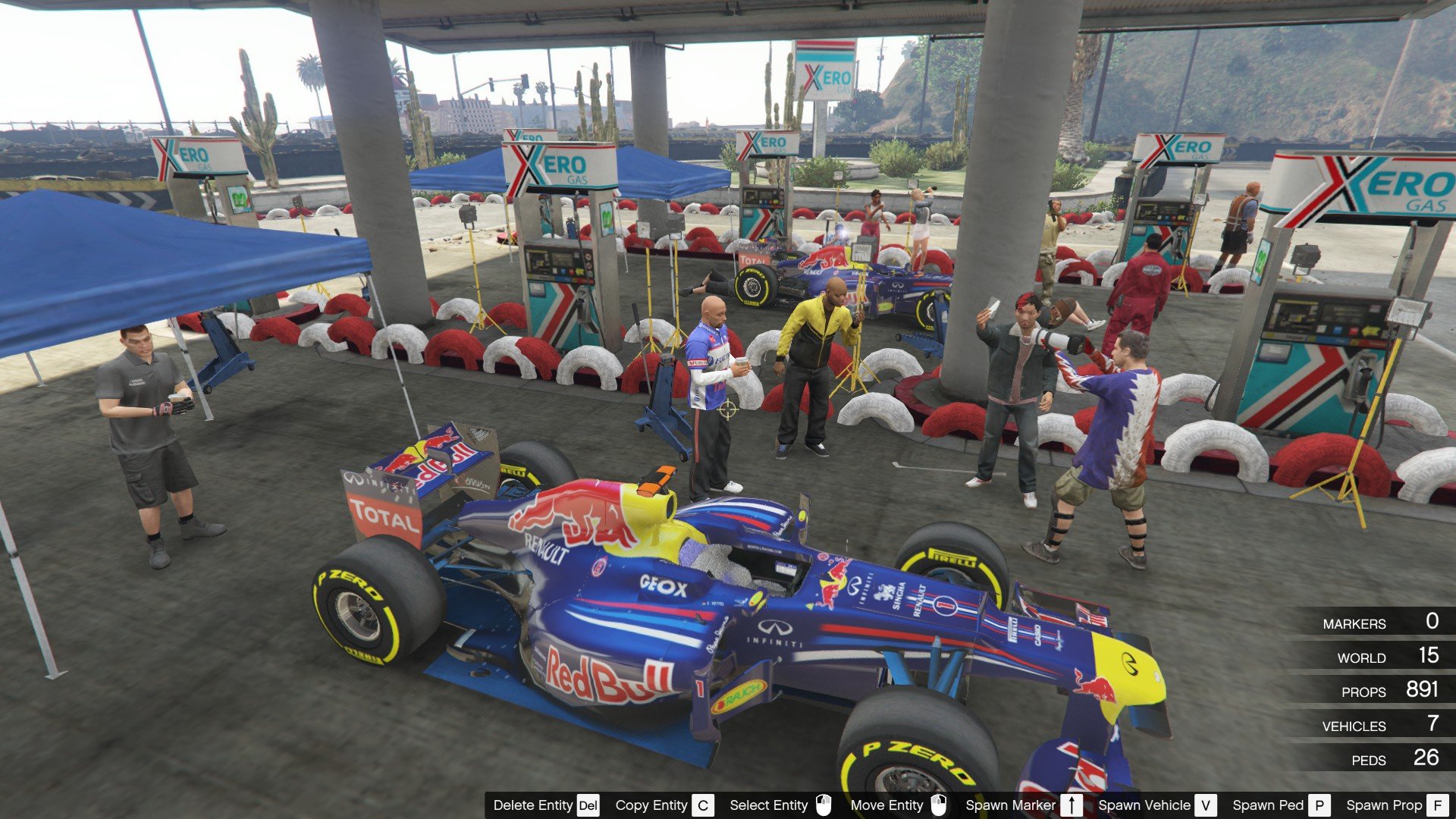 Formula One Track With Pitstop Huge Track Mods Com
