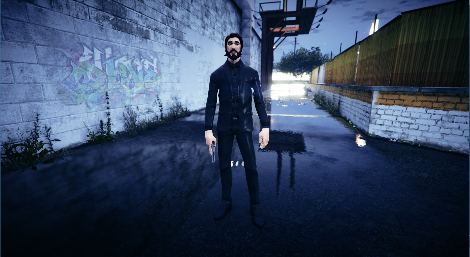 Fortnite John Wick Gta5 Modscom