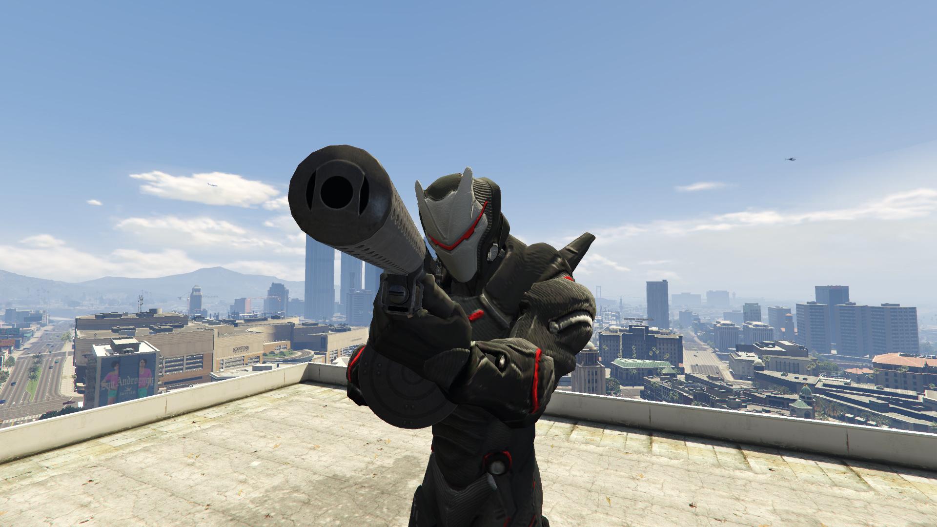 Fortnite Omega Gta5 Mods Com