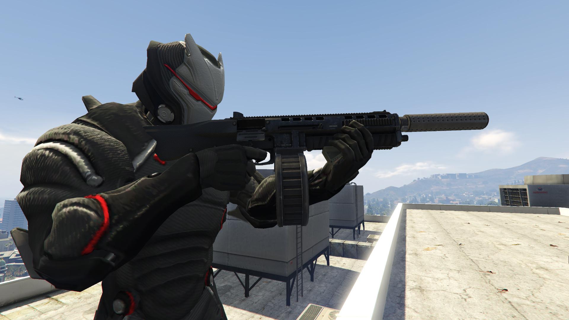 Fortnite Omega Gta5 Modscom