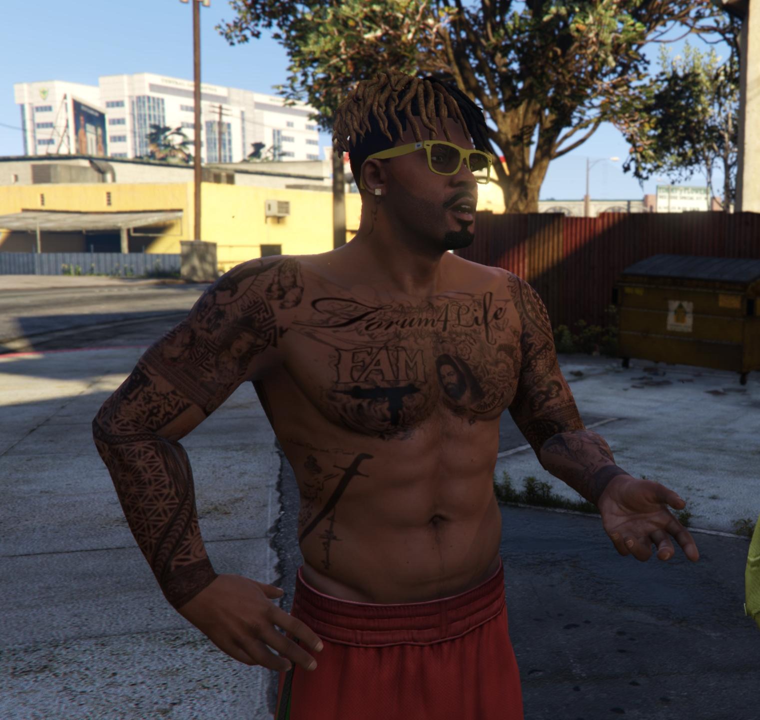 franklin geometric shi 39 a tattoos gta5