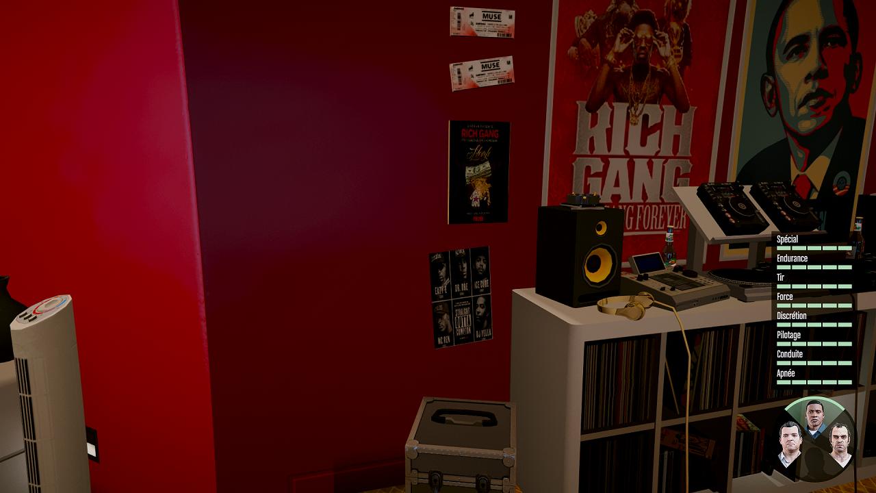 Franklin House Rich Gang Gta5 Mods Com