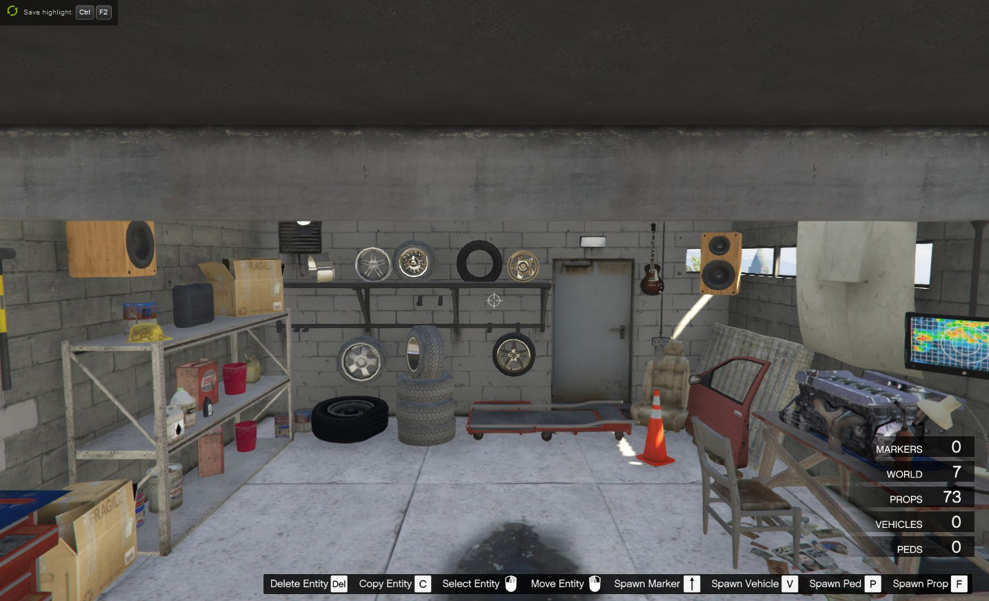 gta 5 how to buy a garage