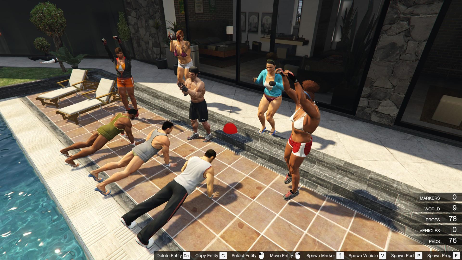 Franklin S House Party Gta5 Mods Com