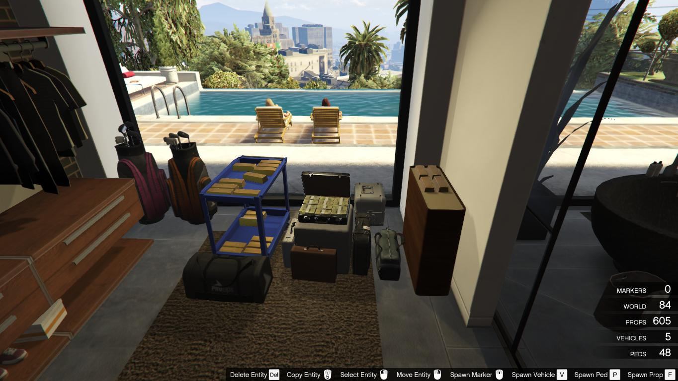 how to buy a house in gta v