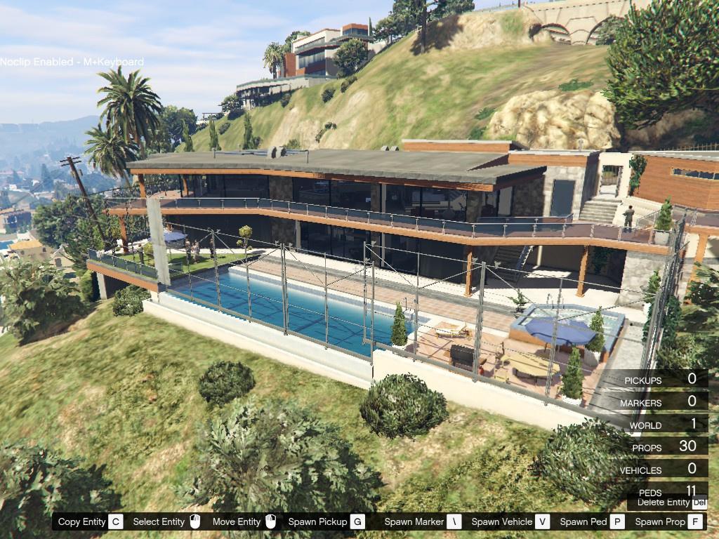 Franklin's Zombie Survival House - GTA5-Mods com