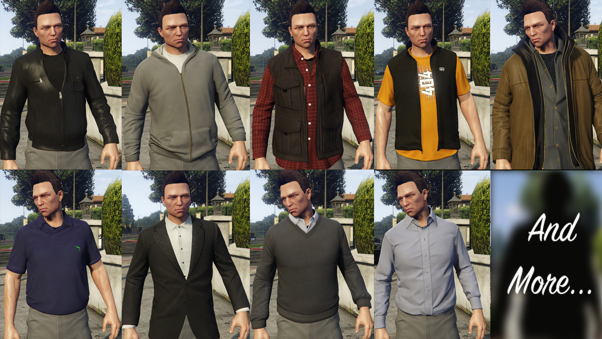 gta 5 how to delete clothing