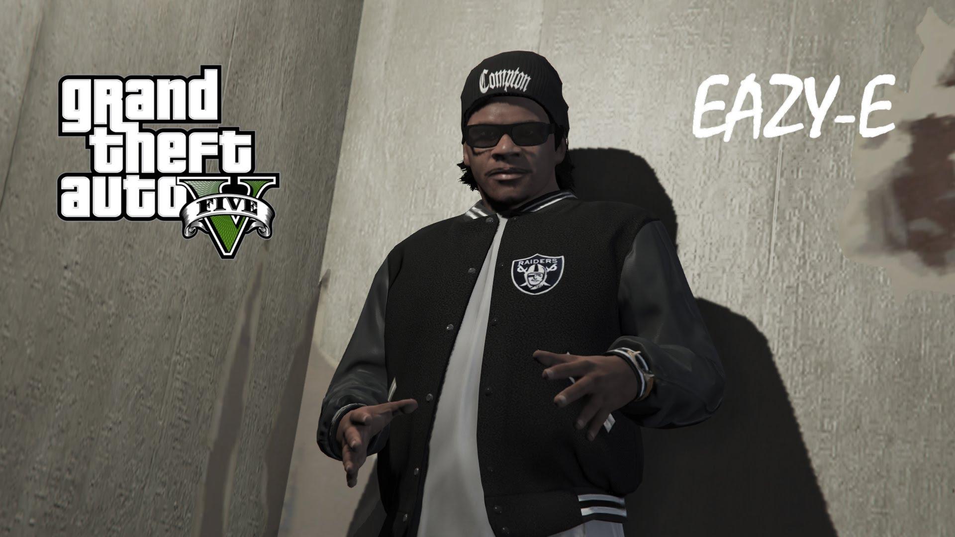 Franklin To Eazy E Gta5 Mods Com