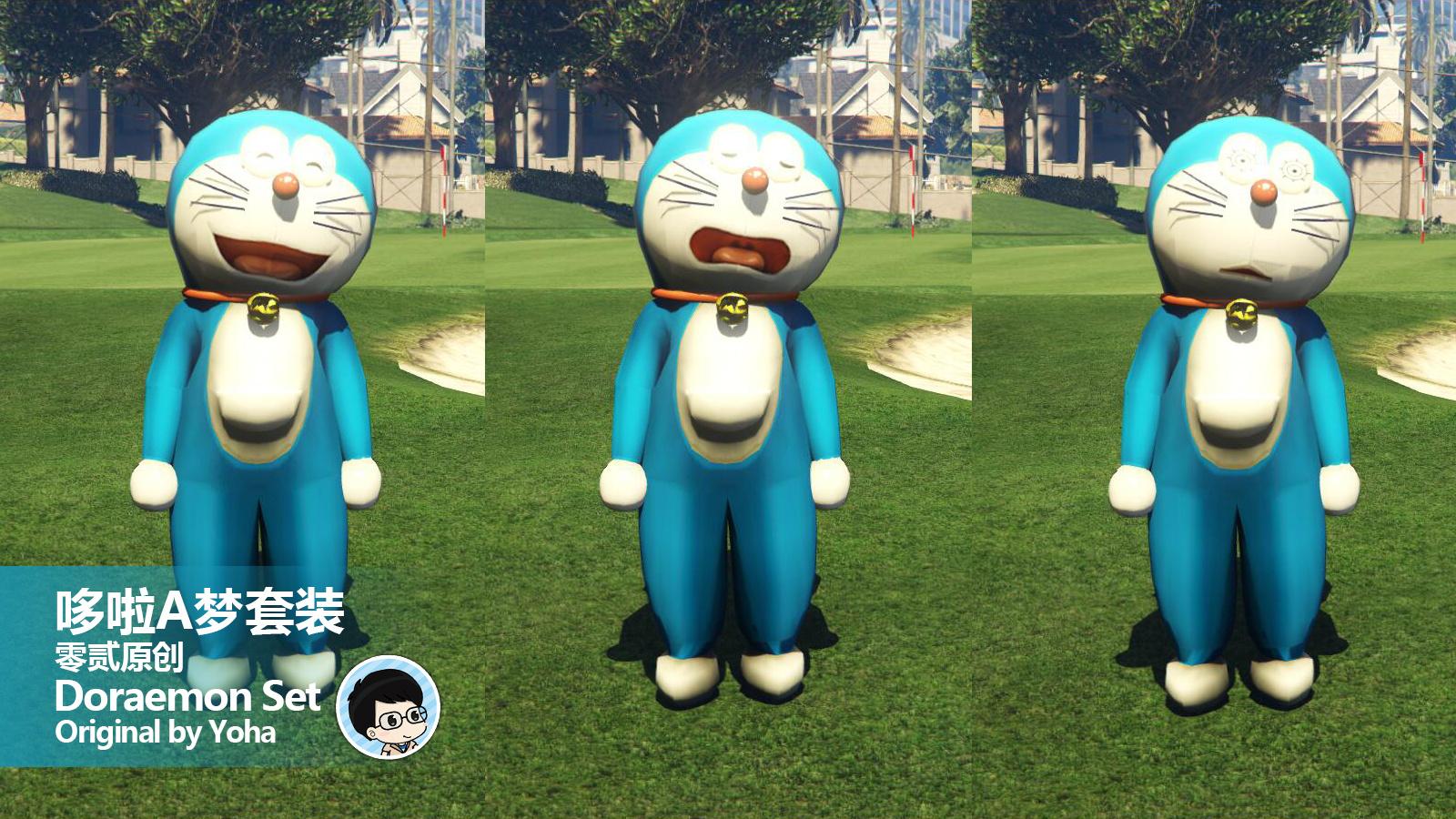 Fa Doraemon